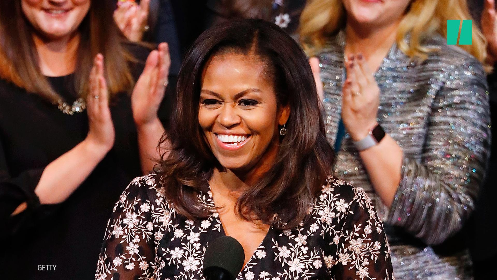 Michelle Obama Will Hit The Road For Voter Registration Drive This Fall