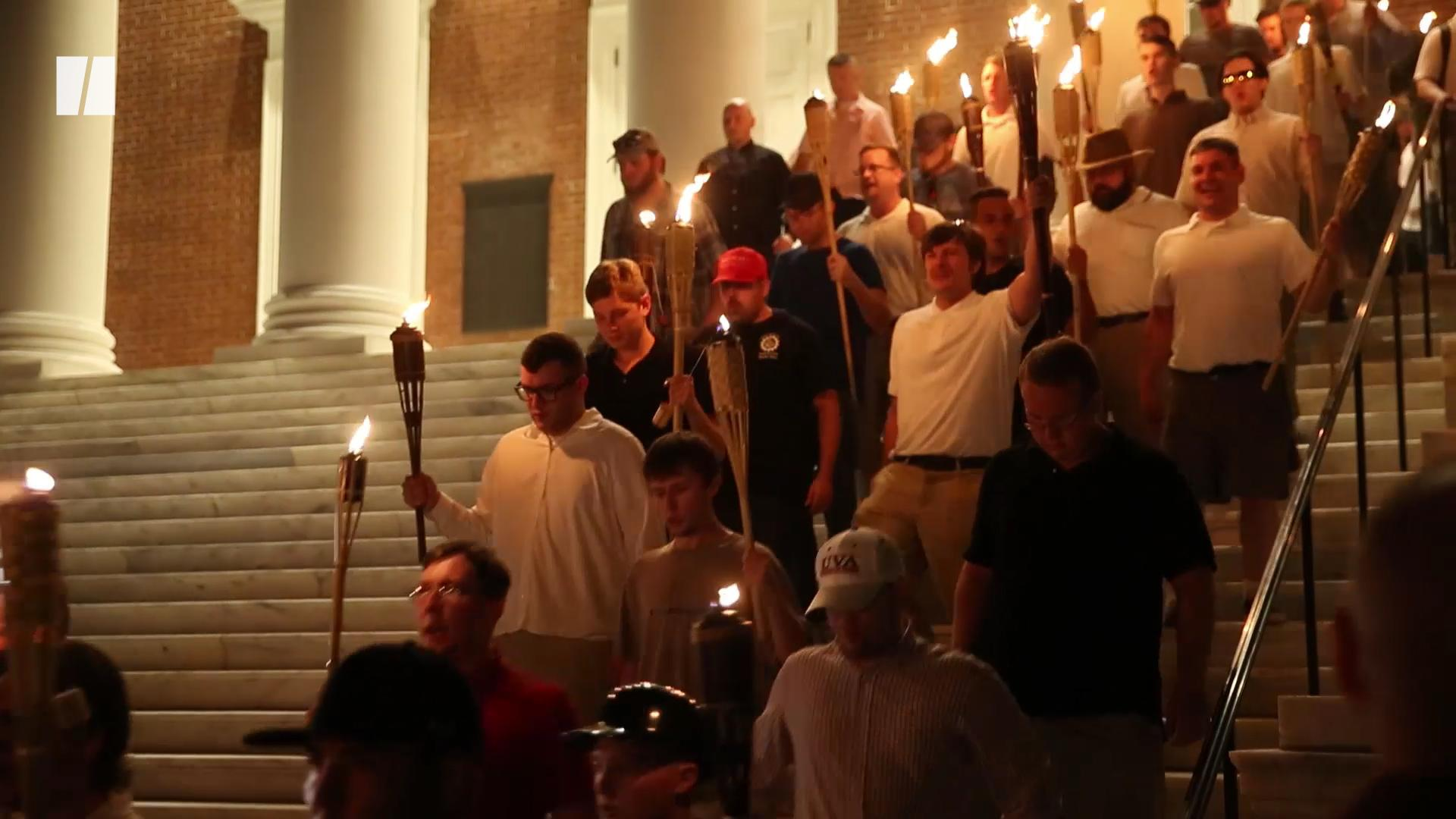 Charlottesville Students Walk Out, Demand Reform After Racist 4chan Threat