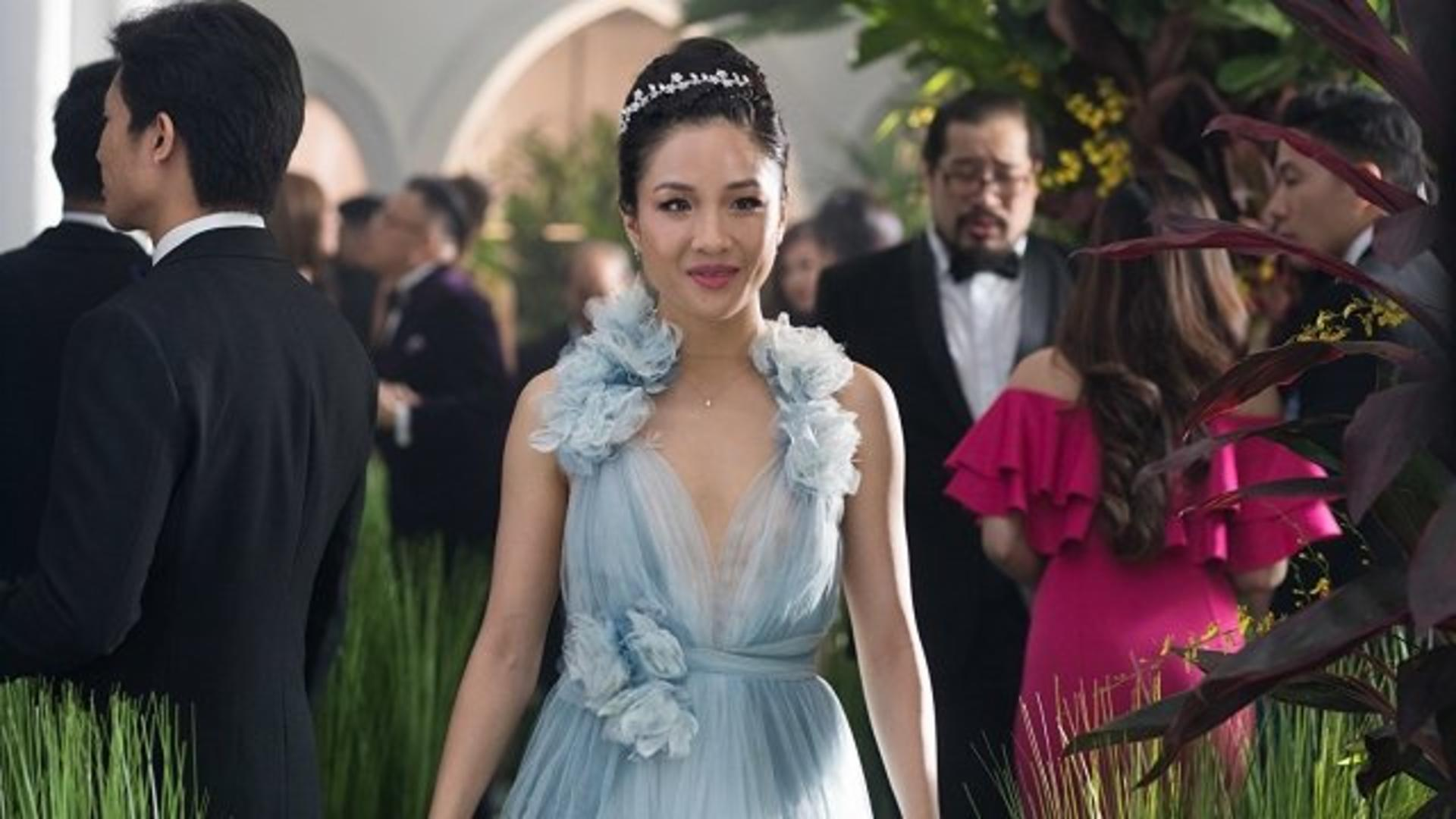 Constance Wu's Iconic 'Crazy Rich Asians' Dress To Be Featured In Smithsonian