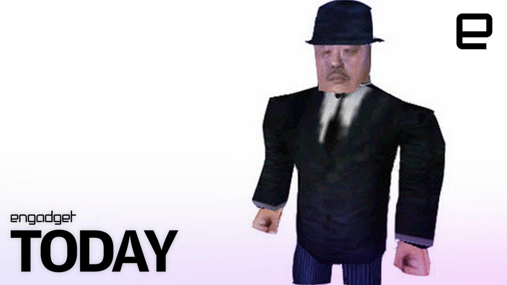 It's official: Playing as Oddjob in 'GoldenEye' was cheating
