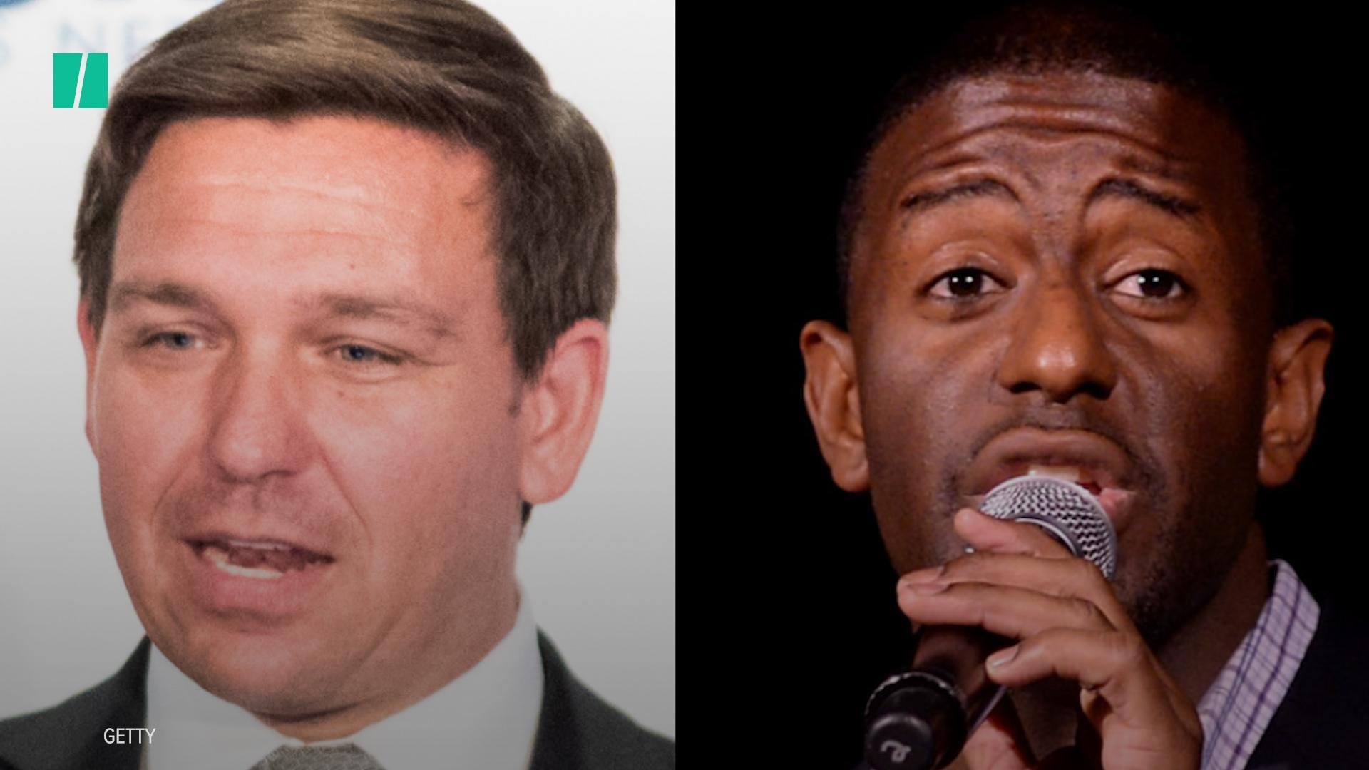 Ron DeSantis Rose By Trafficking In Racist, Islamophobic Conspiracy Theories