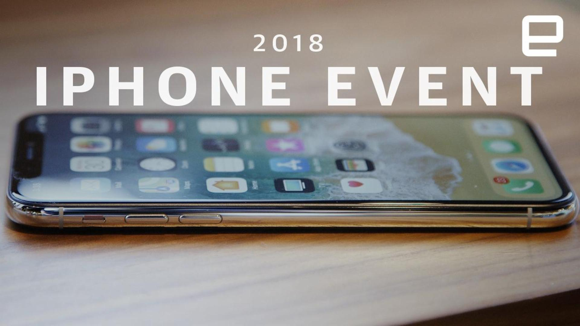 What to expect from Apple's 2018 iPhone event
