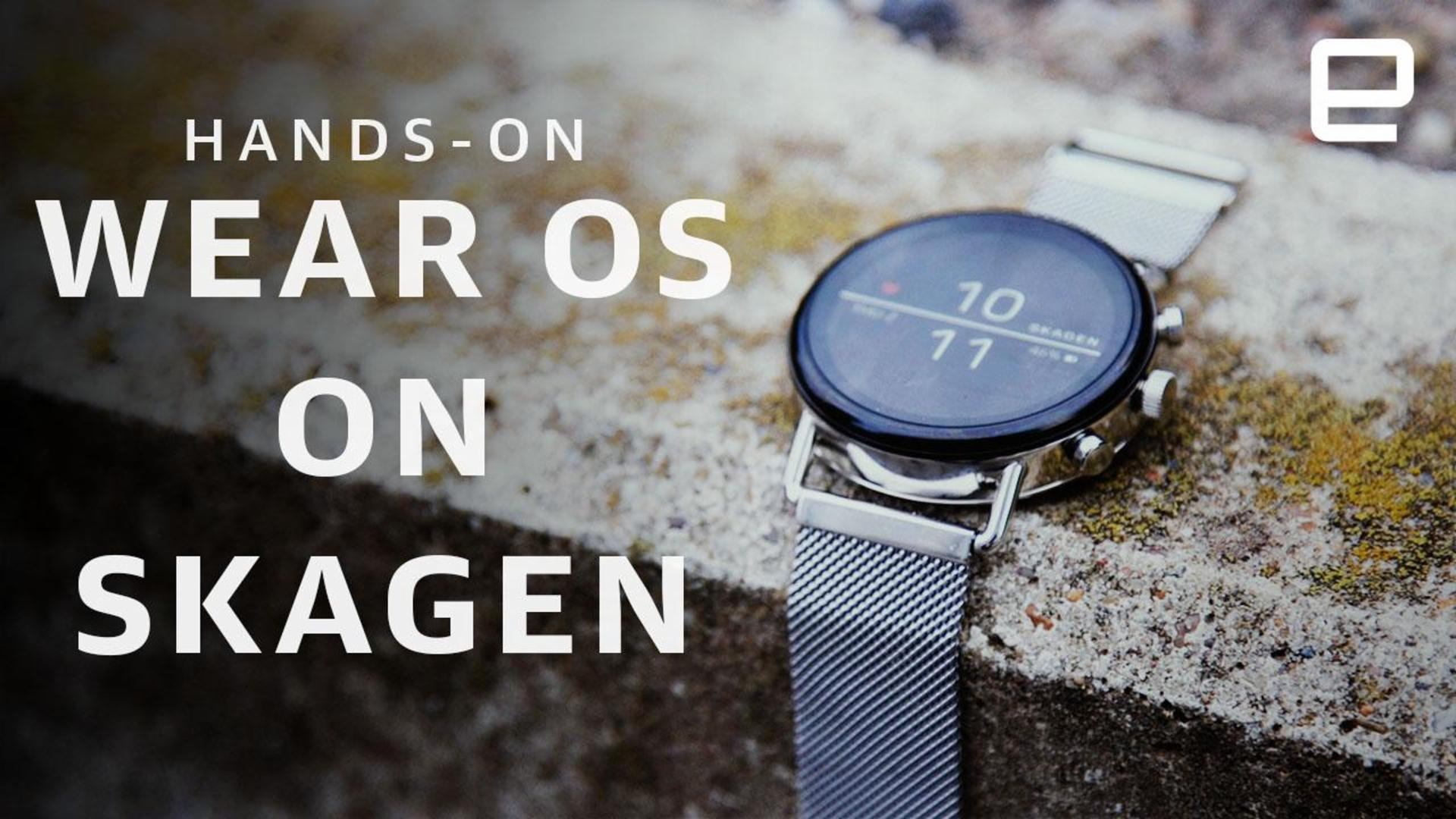 Skagen's new smartwatch might be The One