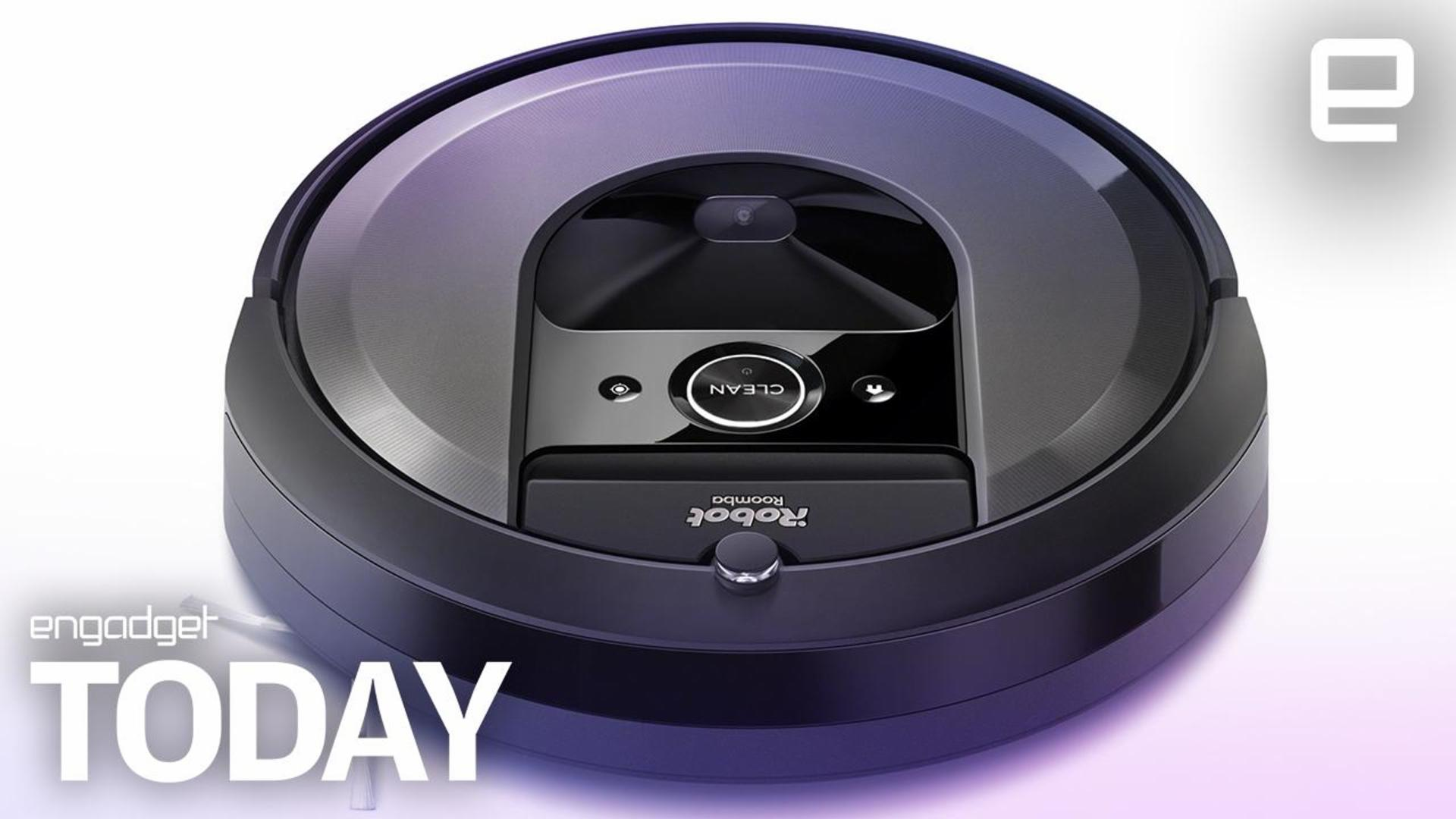 There's finally a Roomba that can empty itself