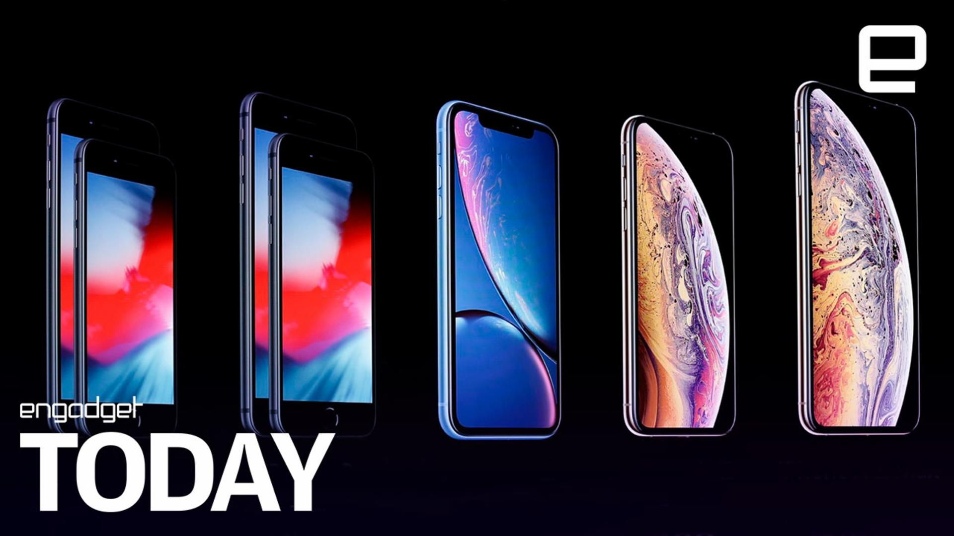 The biggest announcements from Apple's iPhone Xs event