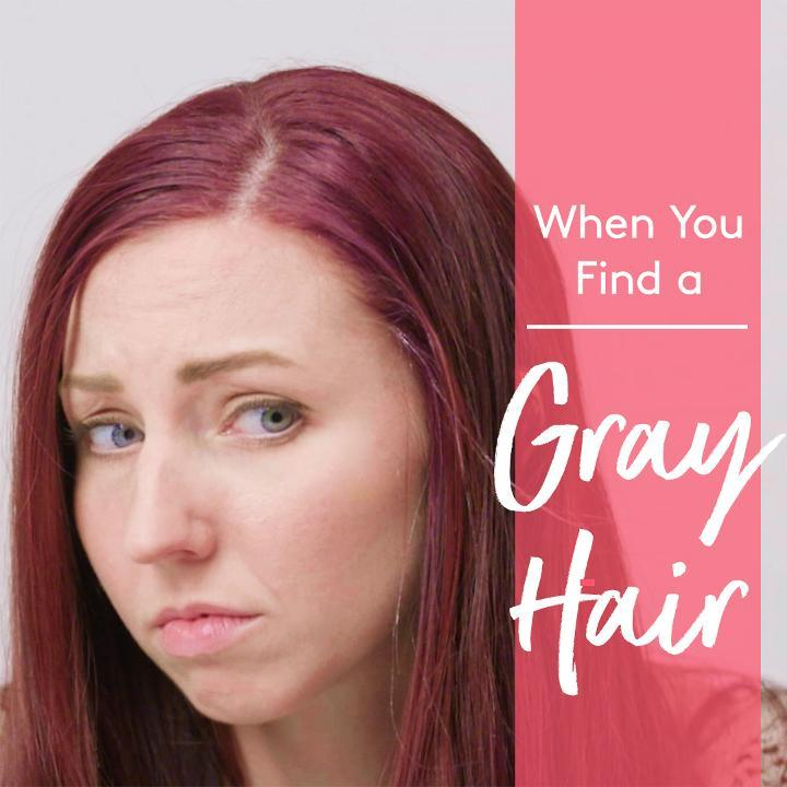 The food that could keep your hair from going gray, according to a trichologist