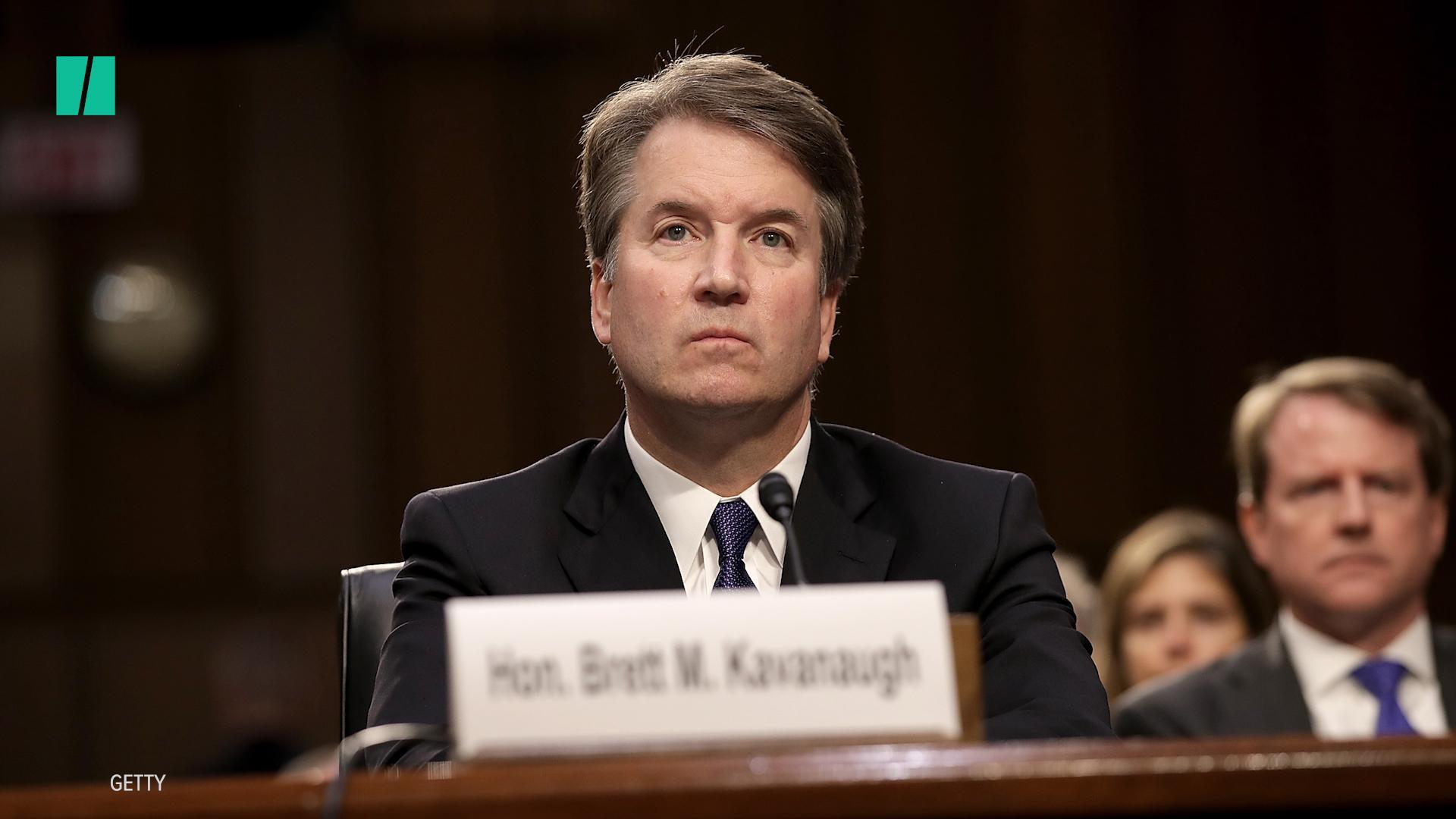 NYT Reporters Say They Uncovered New Sexual Misconduct Claim Against Kavanaugh