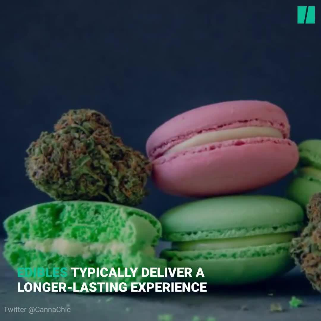 Edibles Legalized In Canada On Oct. 17, A Year After Cannabis Legalization