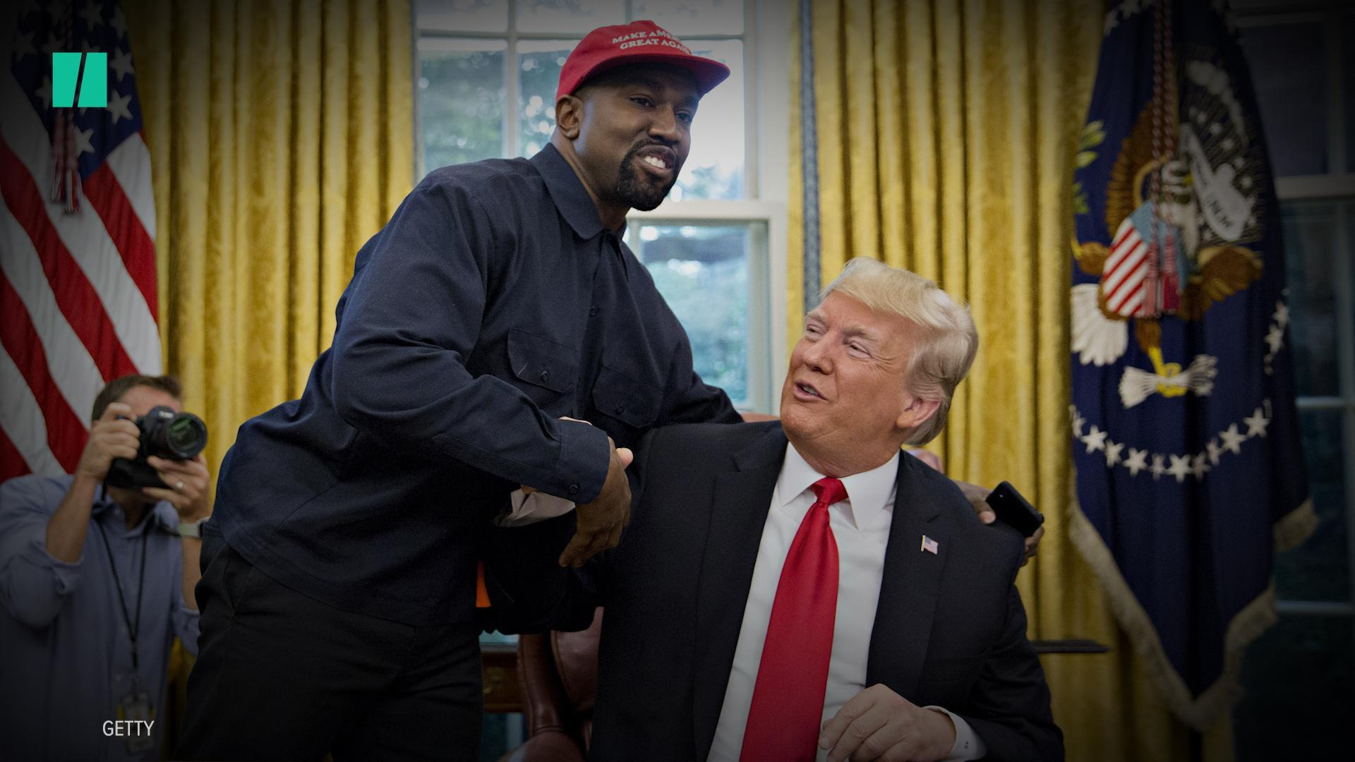White House Aides 'Hugely Embarrassed' By Trump's Lunch With Kanye: NYT Reporter