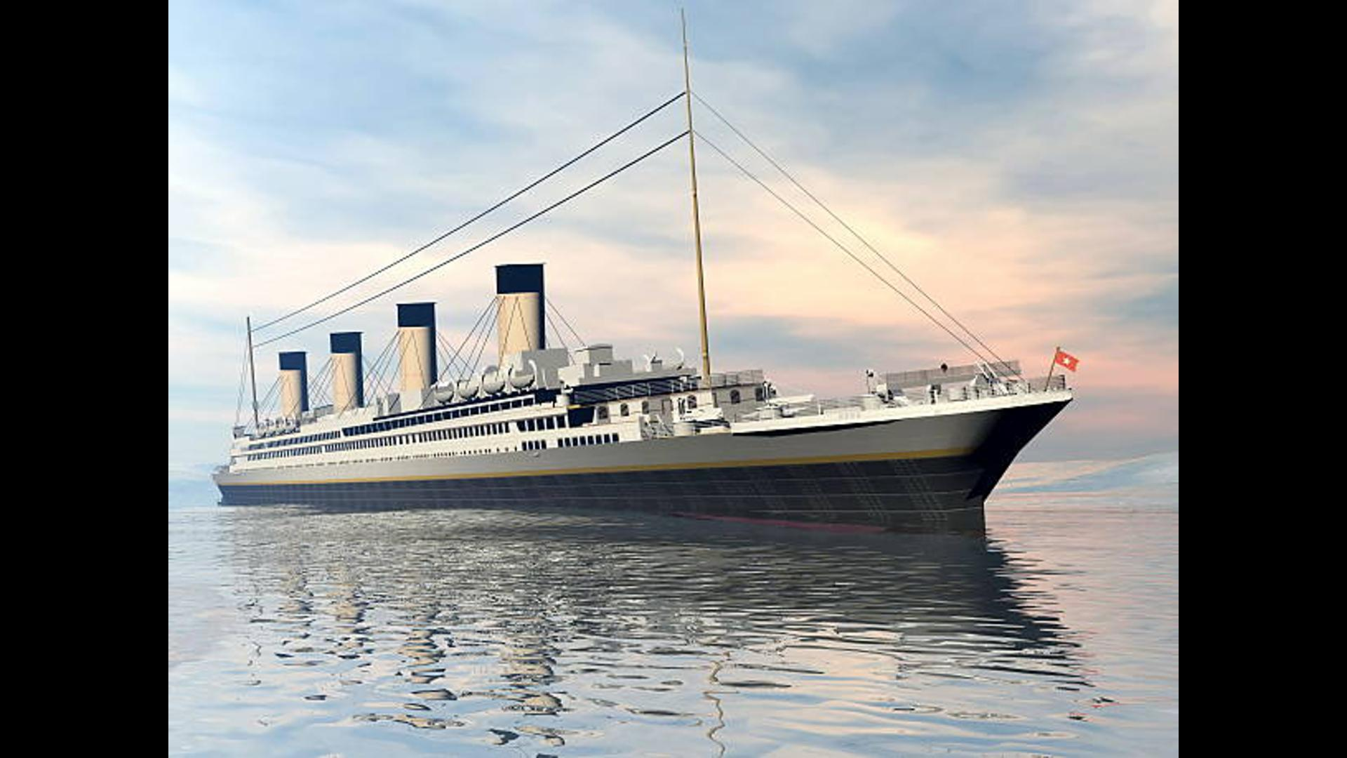 Ready thy lifejackets: Titanic II will make its maiden voyage 110 years after the original