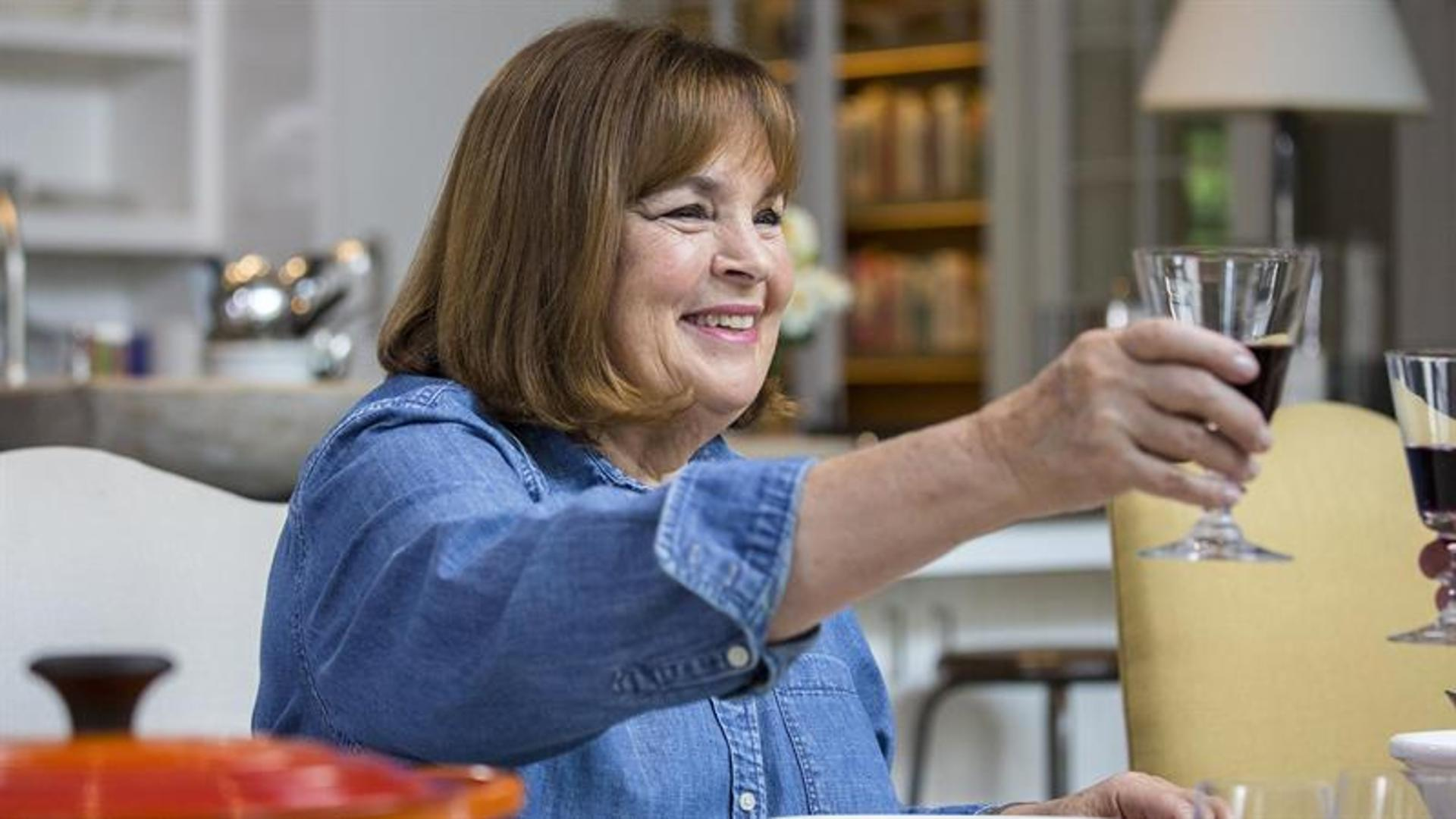 Ina Garten reveals her 'all-time go-to dinner' and it's not crispy mustard chicken