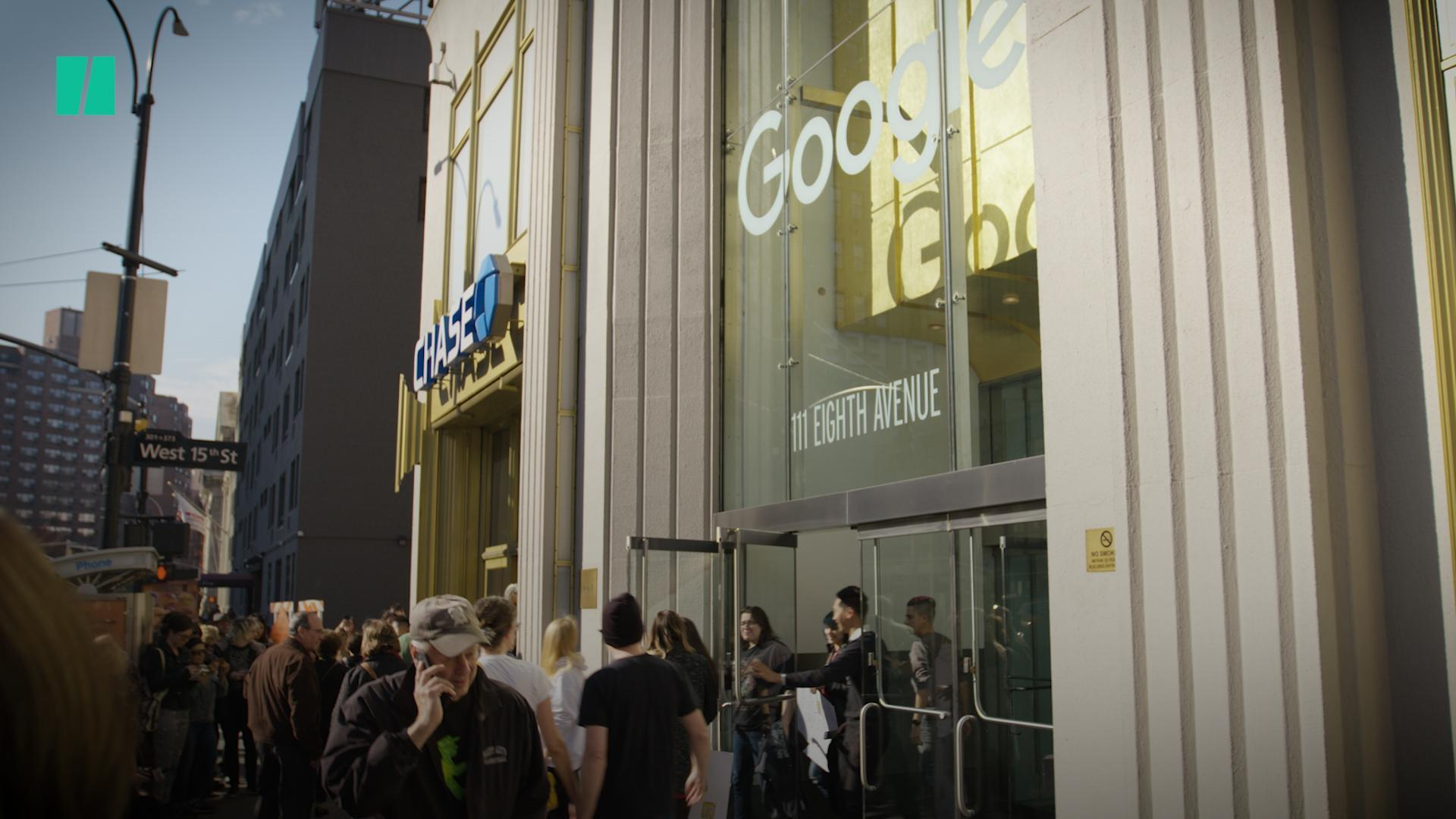 Google Employees Who Organized Mass Walkout Say They're Being Retaliated Against