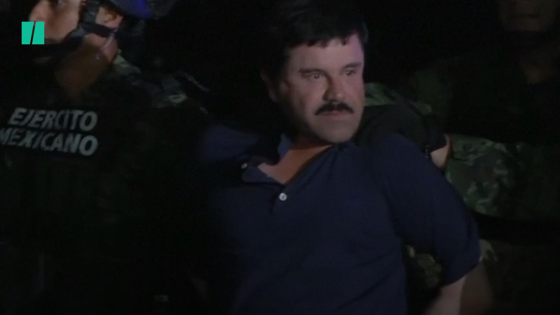 Trial Of Cartel Leader 'El Chapo' Begins In New York | HuffPost UK