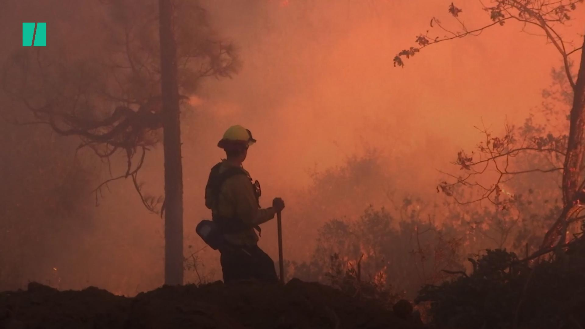 California Governor Declares Statewide Emergency Over Wildfires