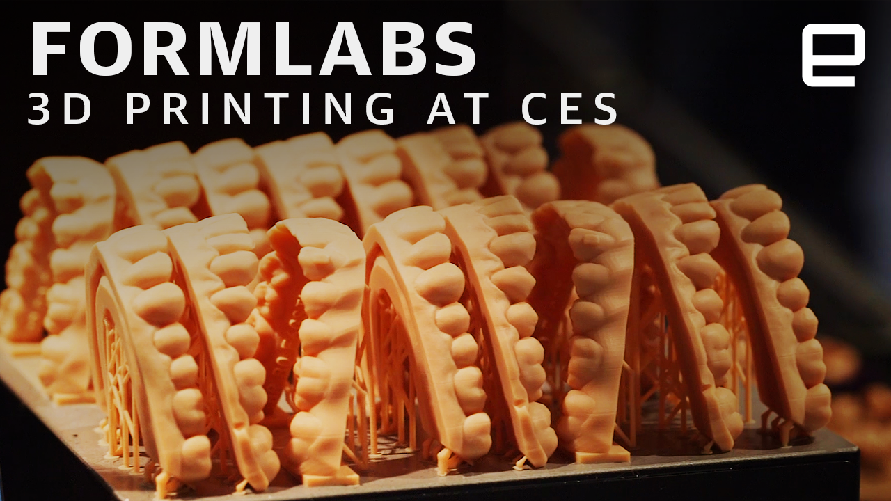 Formlabs pushes the boundaries of what 3D-printing can do