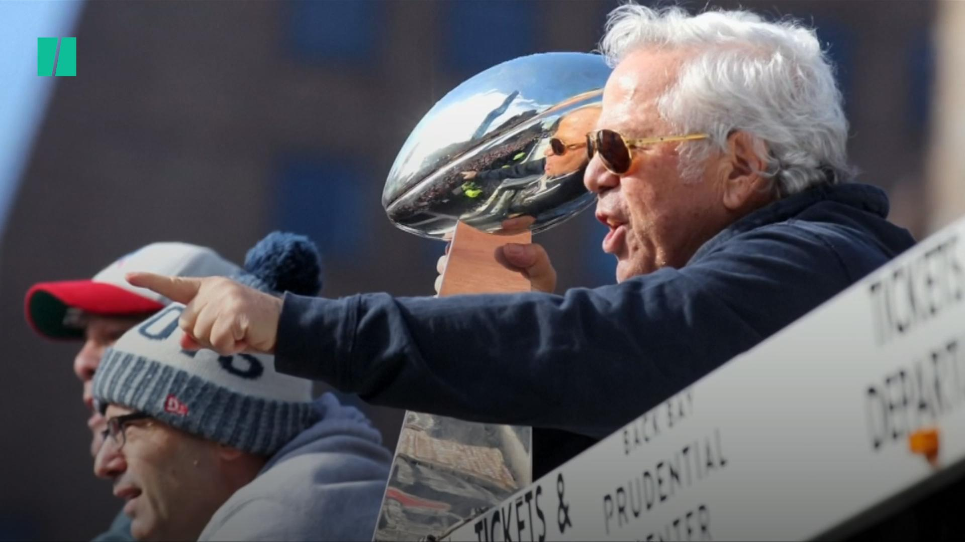 Robert Kraft's Arrest Is About Way More Than Just Him