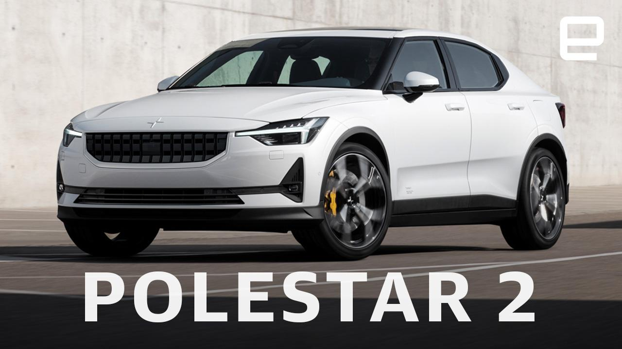 The Polestar 2 is more than just a pretty face