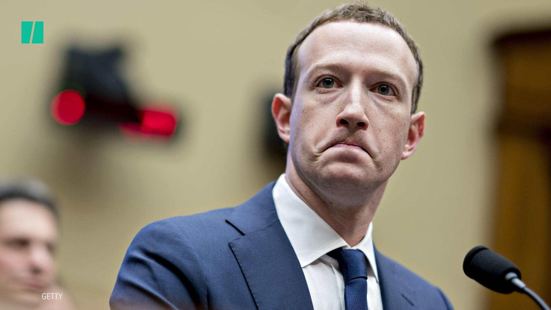 Senator Urges FTC To Hold Zuckerberg Personally Liable For Facebook's Failures