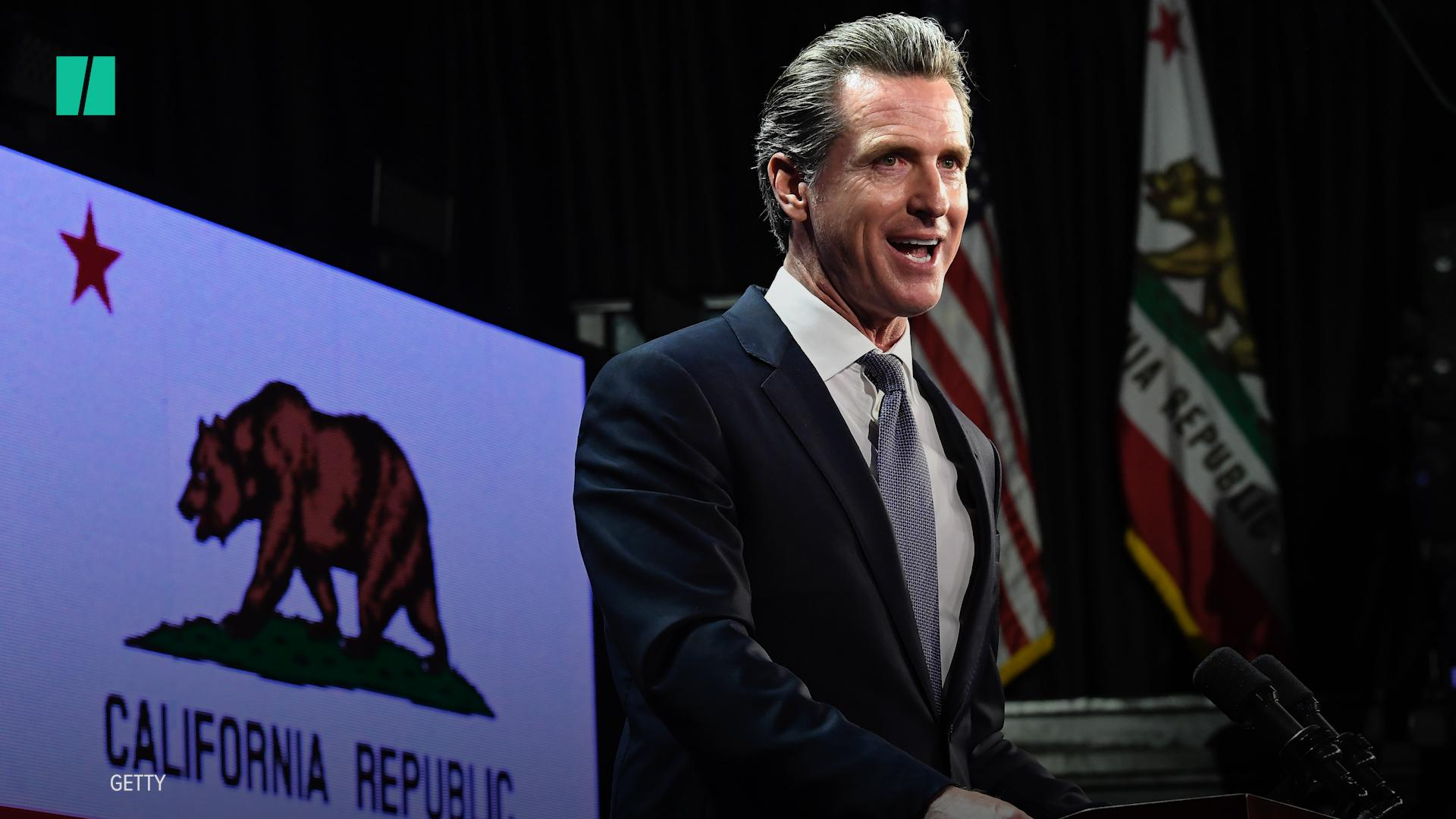 Gov. Gavin Newsom: 'I Can't In Good Conscience' Sign Off On Executions