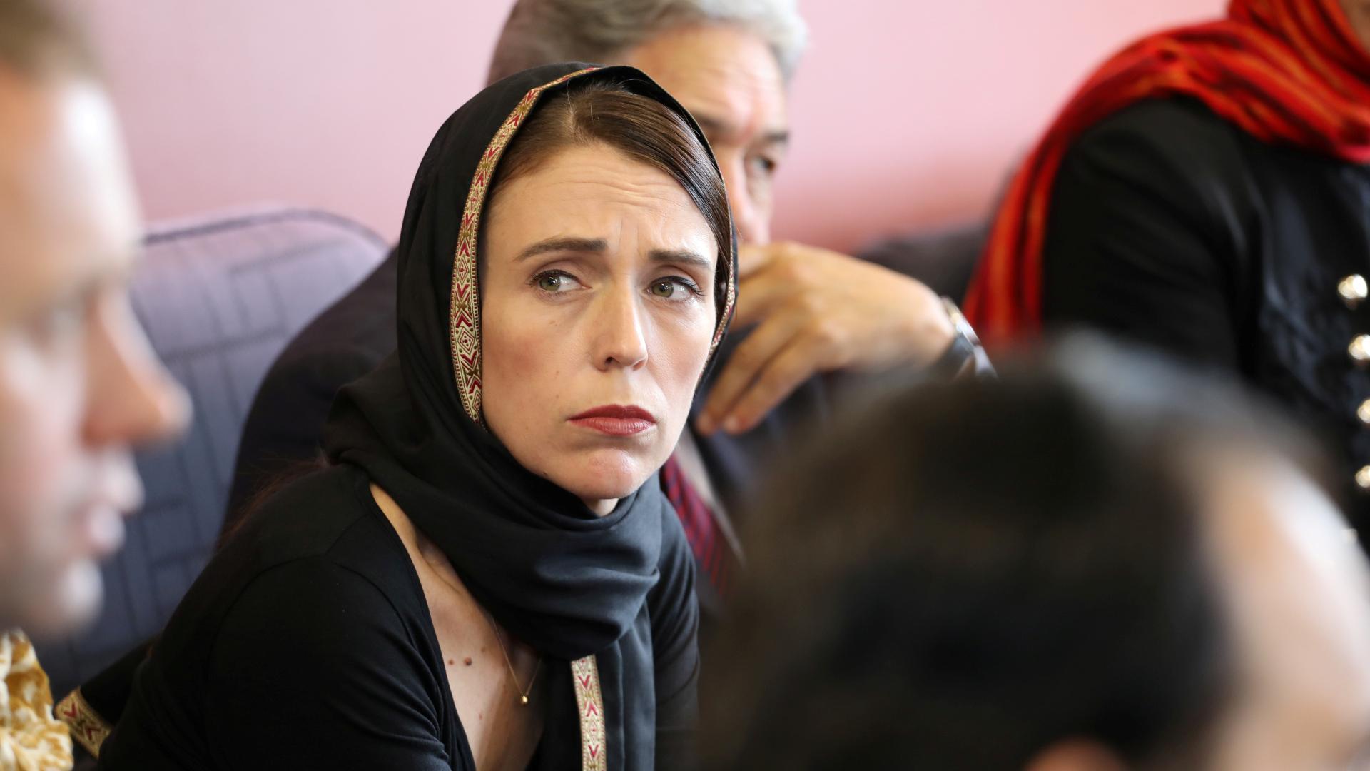 New York Times Editorial Board: U.S. Deserves Leader 'As Good As Jacinda Ardern'