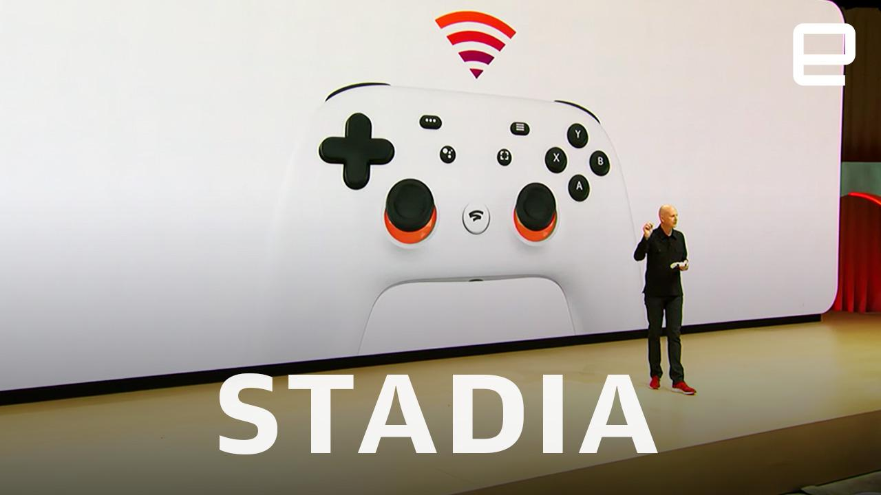 Google is launching a game-streaming service called Stadia