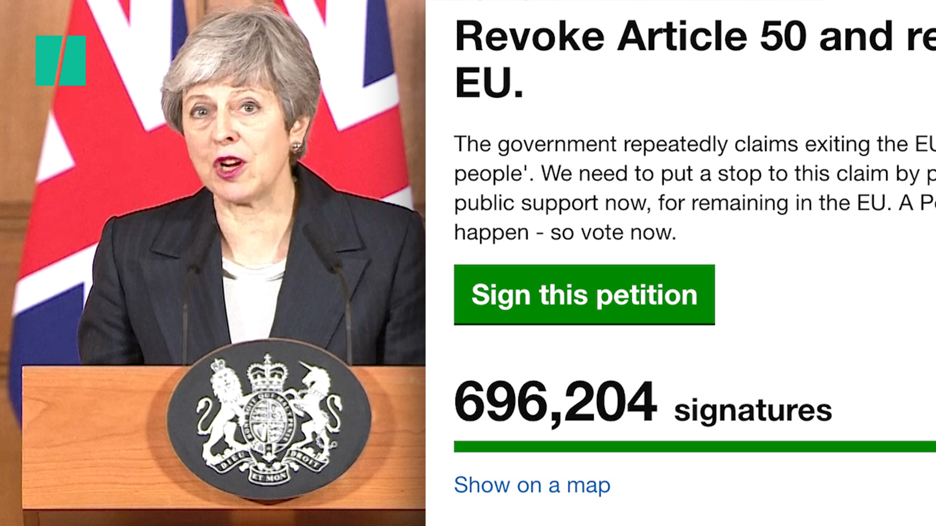The 'Revoke Article 50' Petition Is Skyrocketing – But Does Anyone Offline Really Care?