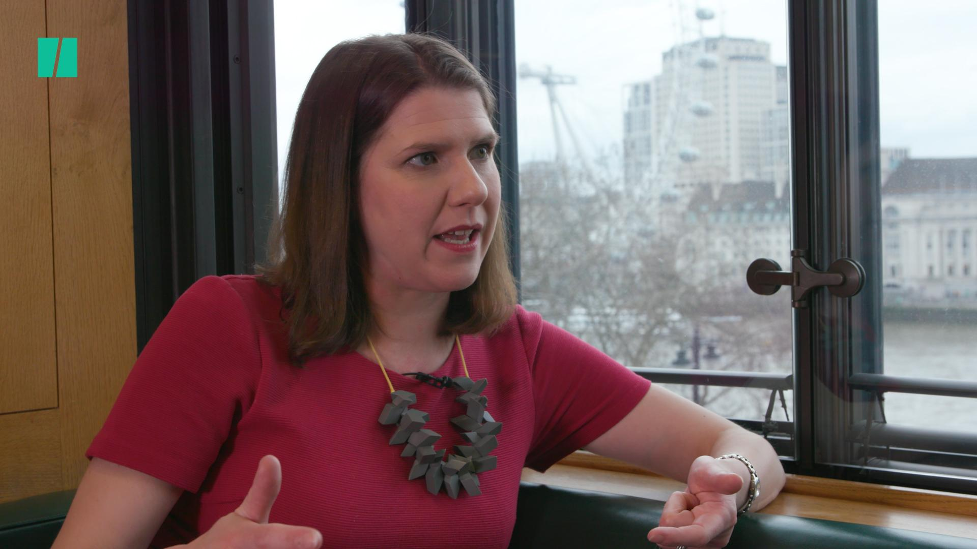 One Step Forward: Lib Dem MP Jo Swinson On Proxy-Voting