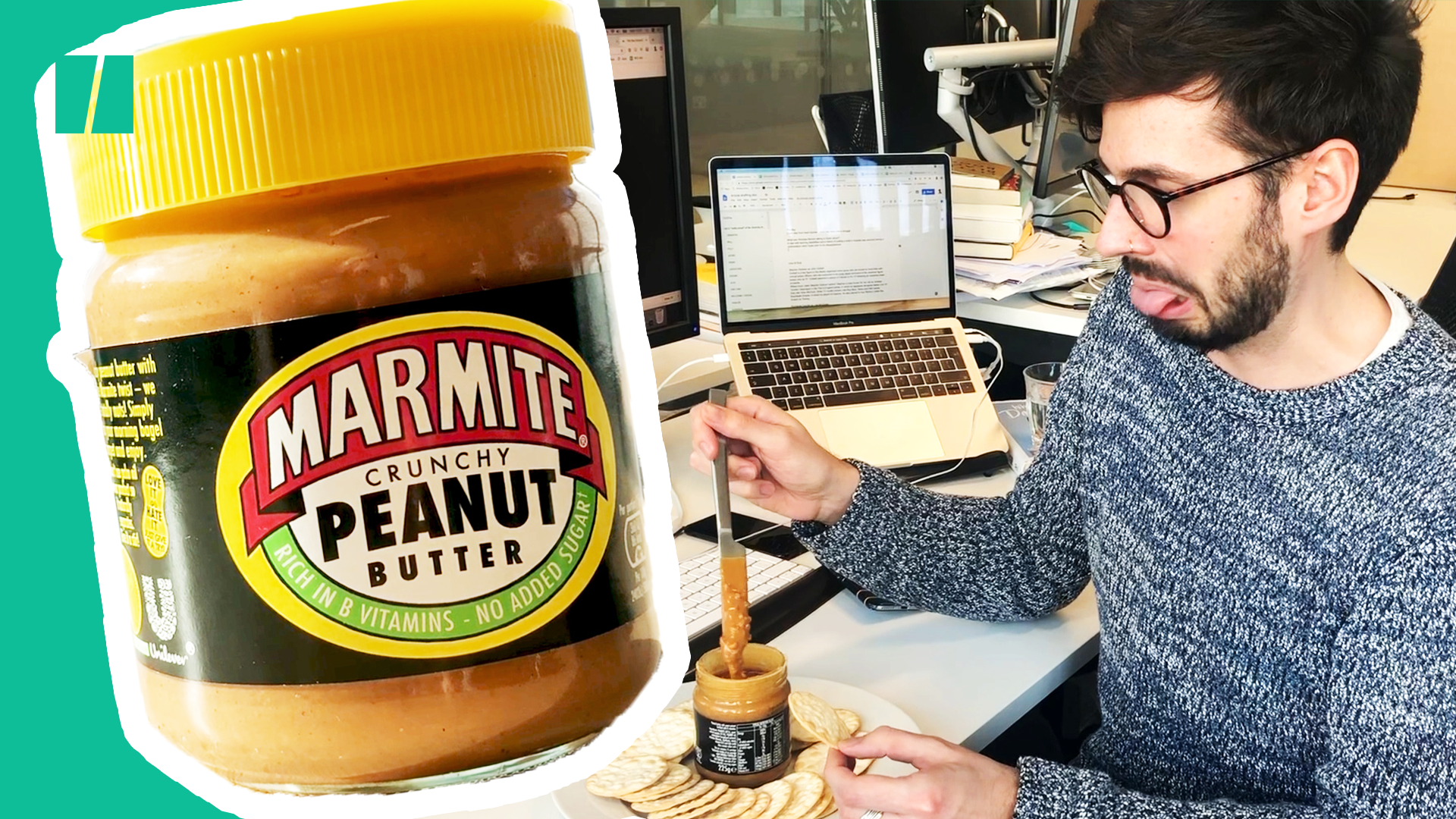 We Tested The New Marmite Peanut Butter