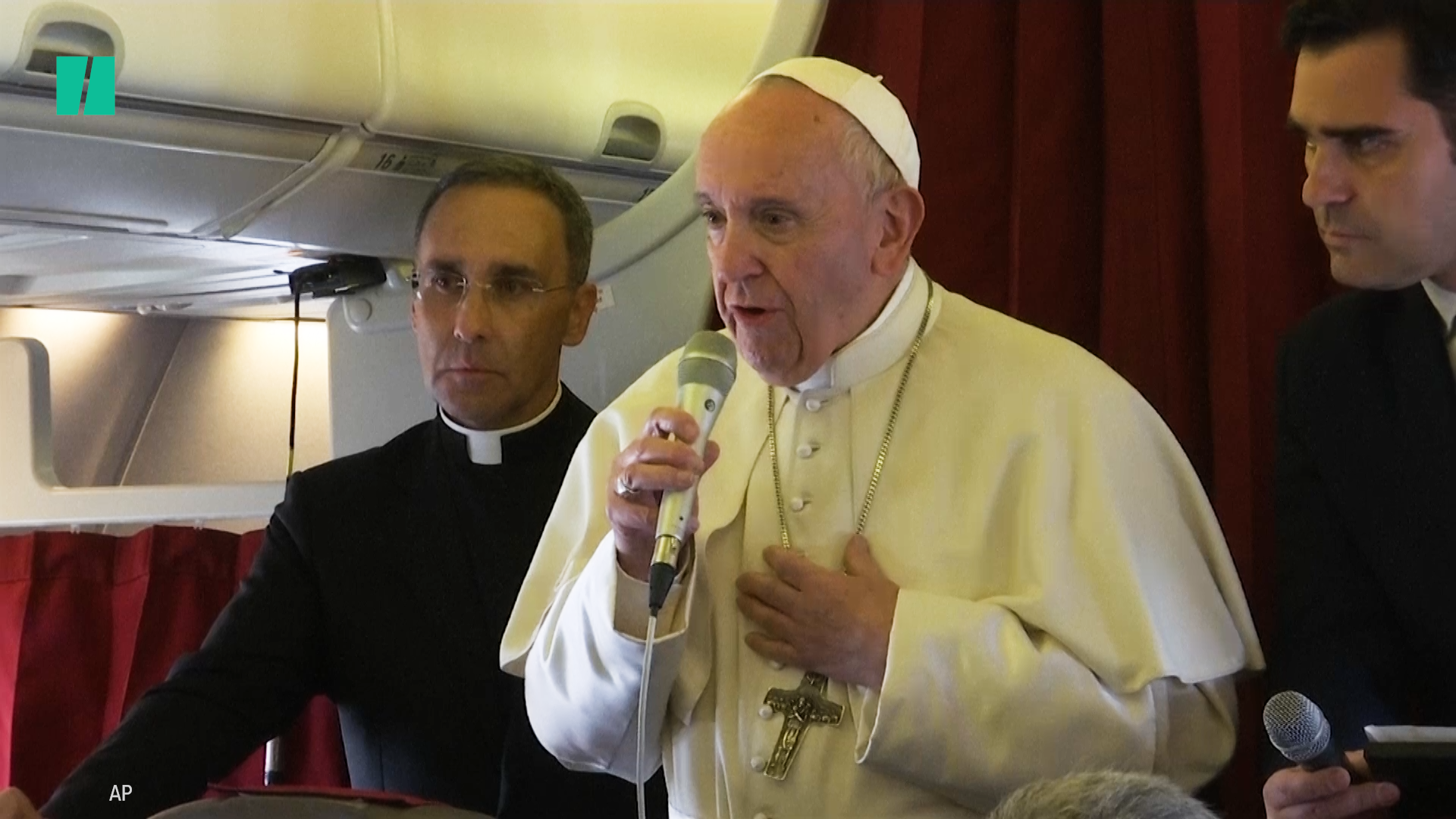 Pope Francis, Who Chided Trump's Border Wall, Gives $500,000 To Migrants In Mexico