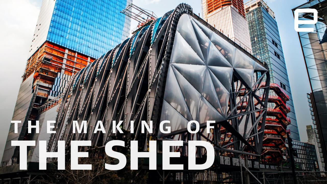The Shed and the art of the flex