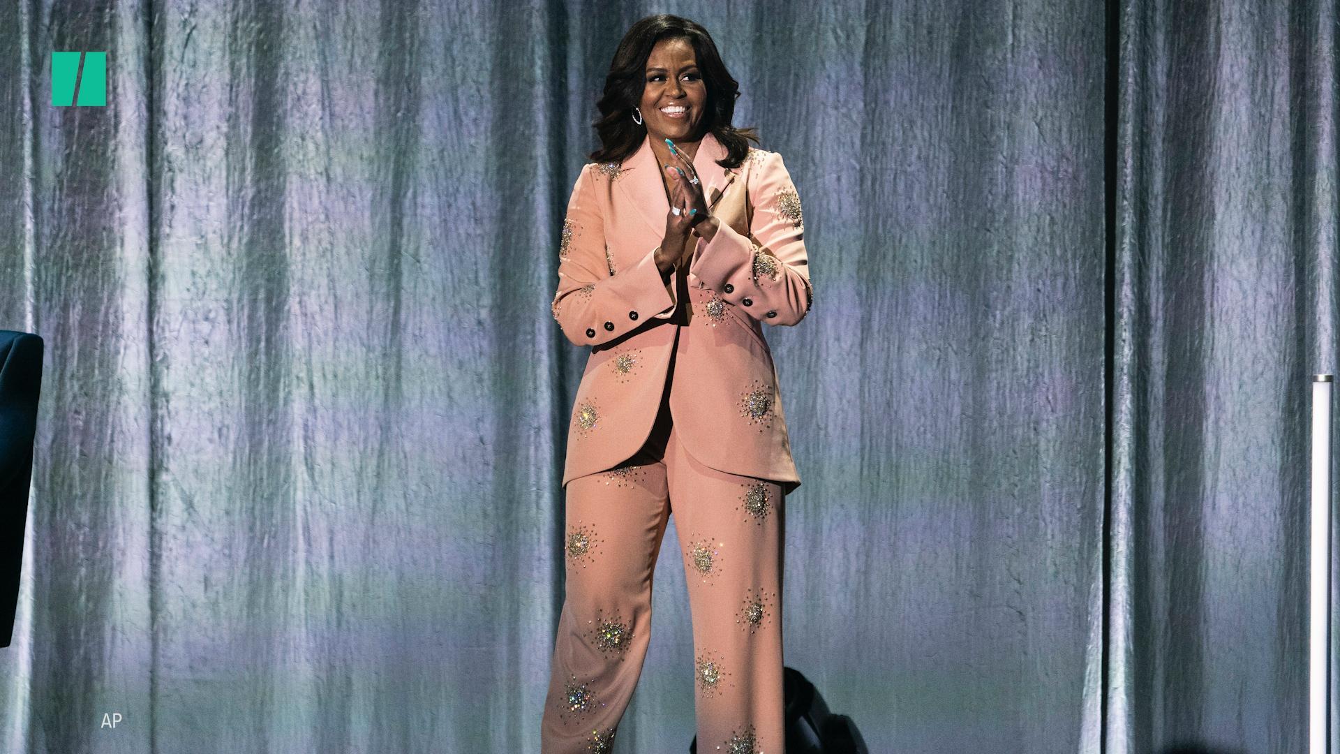 Michelle Obama's complete style transformation
