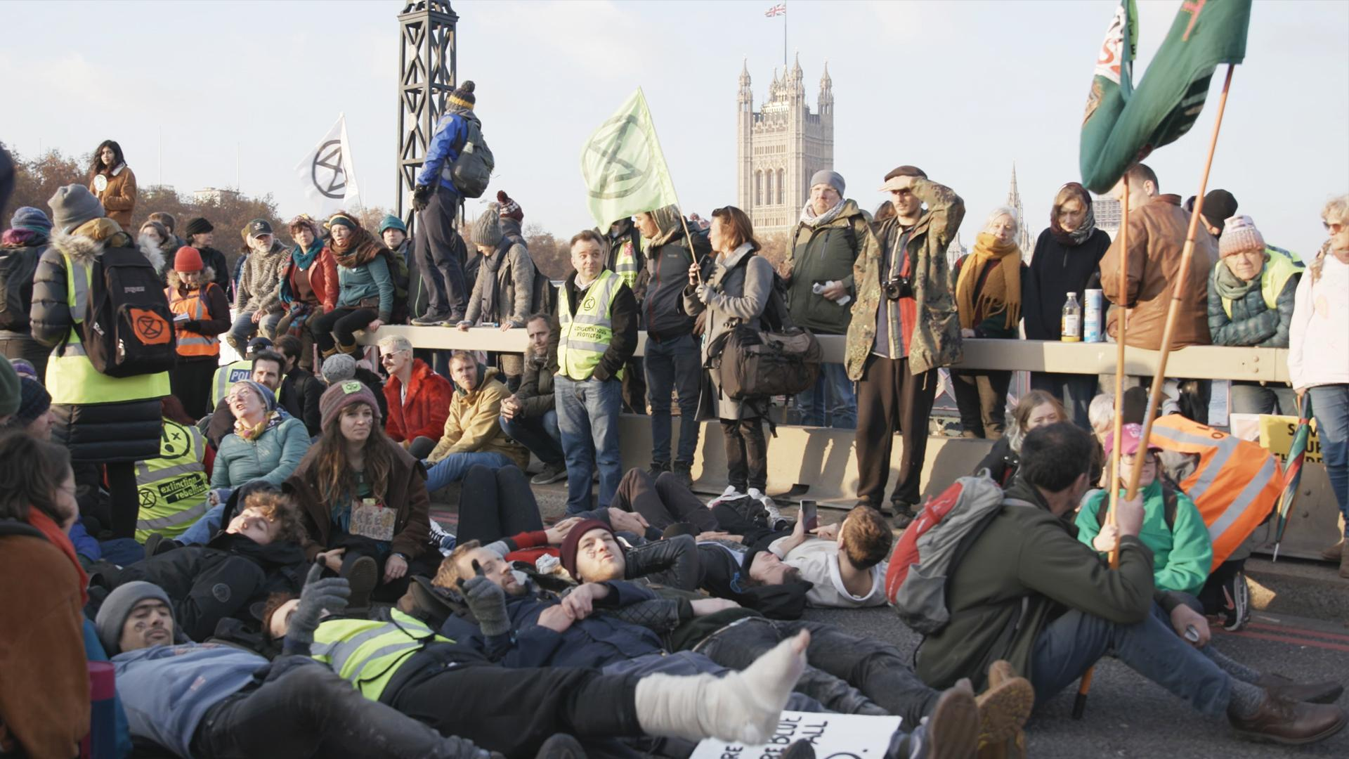 Extinction Rebellion Activists Plan To Halt Traffic Around Famous London Landmarks
