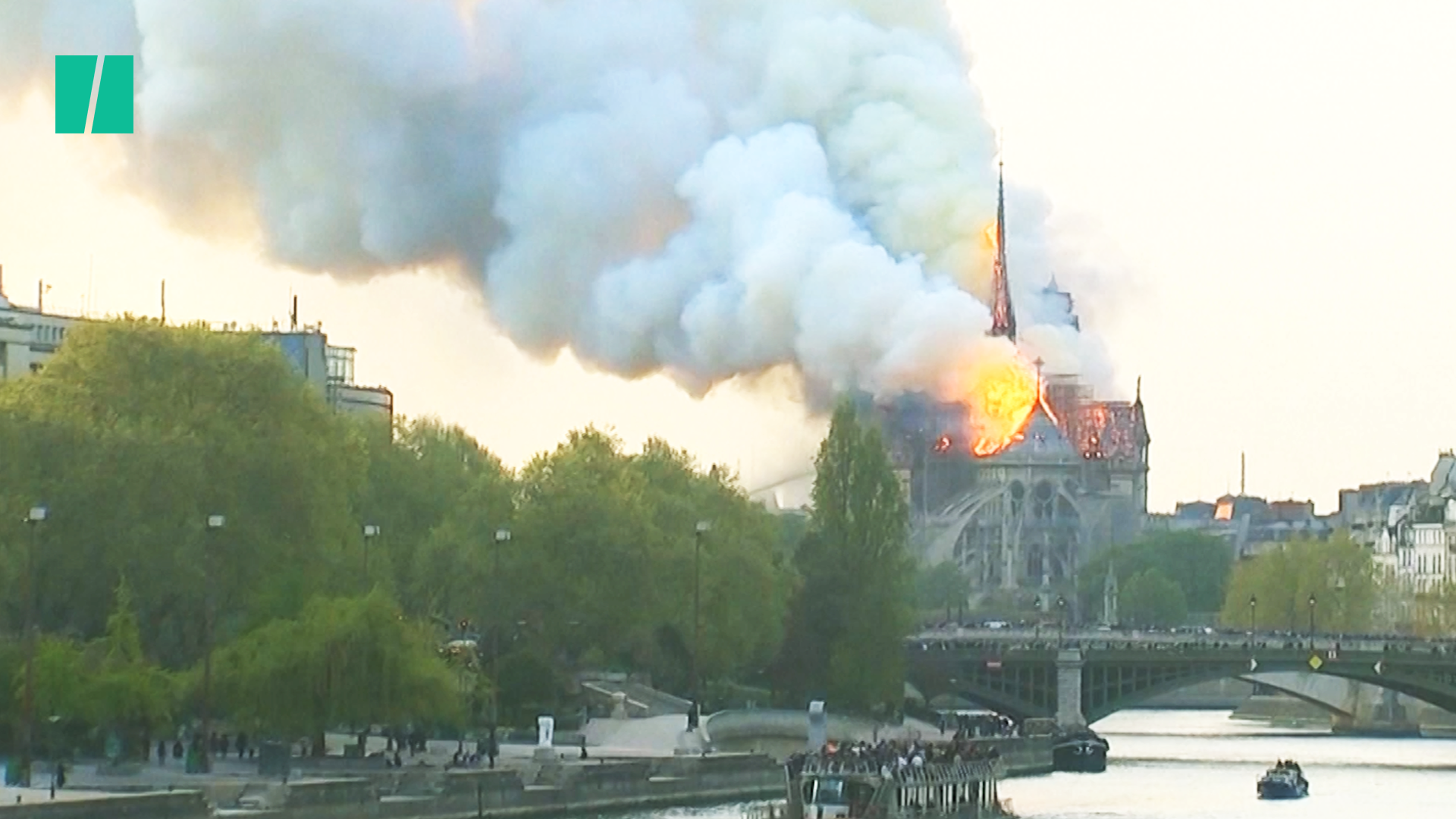 Notre Dame Conspiracy Theories Are Being Fuelled By Fox News, YouTube And Of Course, Twitter