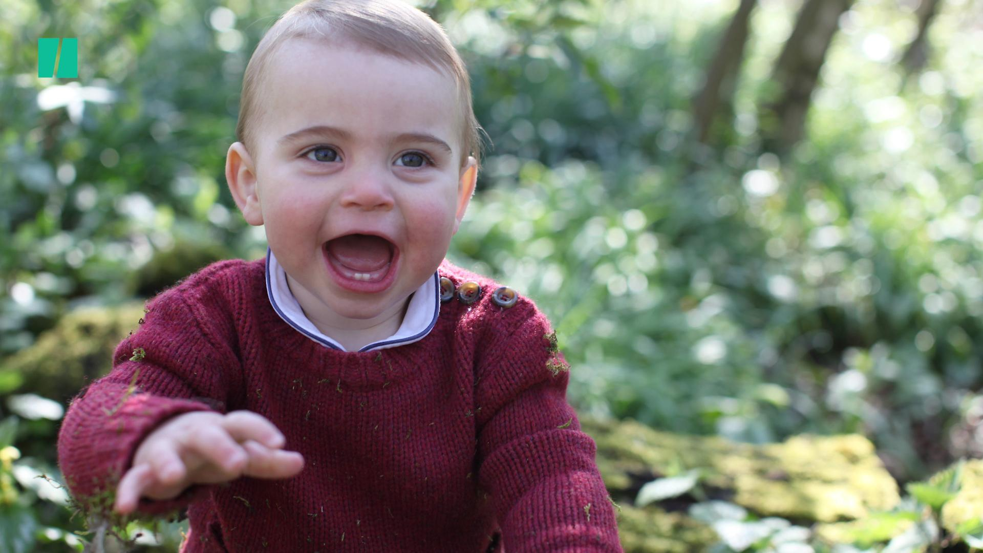 Totally Adorable Photos Of Prince Louis To Mark The Little Royal's Birthday