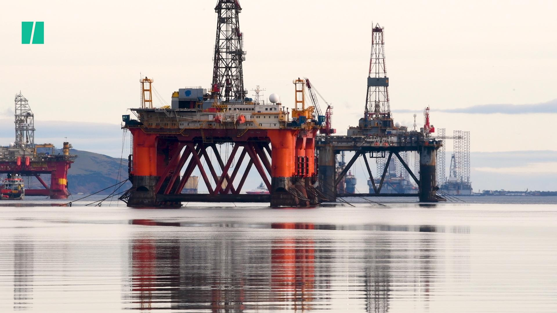 White House Rolls Back Regulations Meant To Avoid The Next Deepwater Horizon