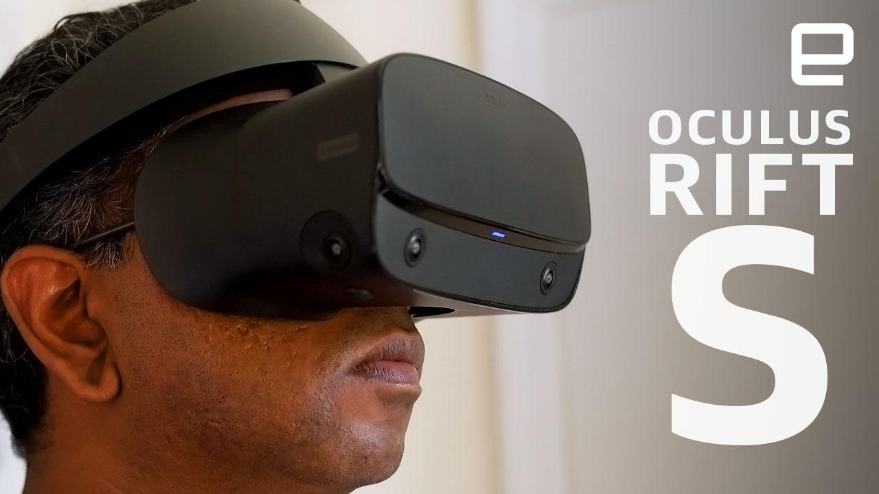 Oculus Rift S review: Just another tethered VR headset