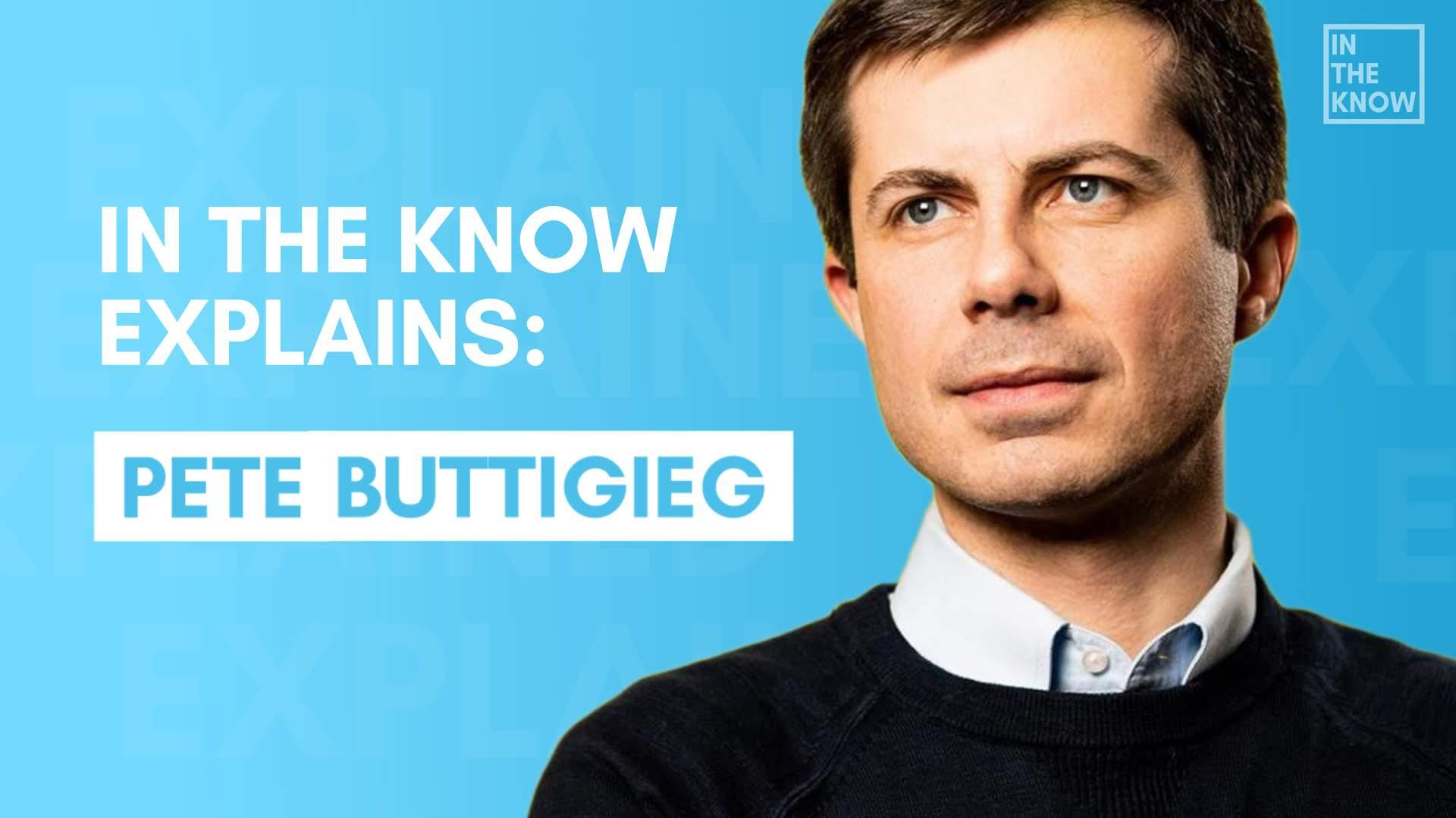Pete Buttigieg Calls Out Trump Administration's 'Saber-Rattling' With Venezuela and Iran