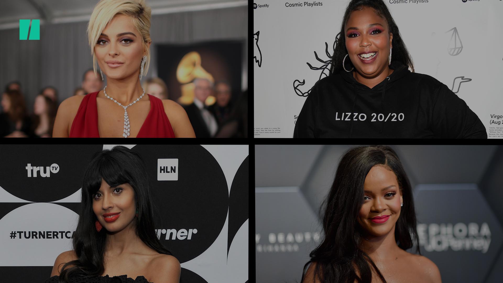 Body Positive Celebrities Slam Society's Beauty Standards
