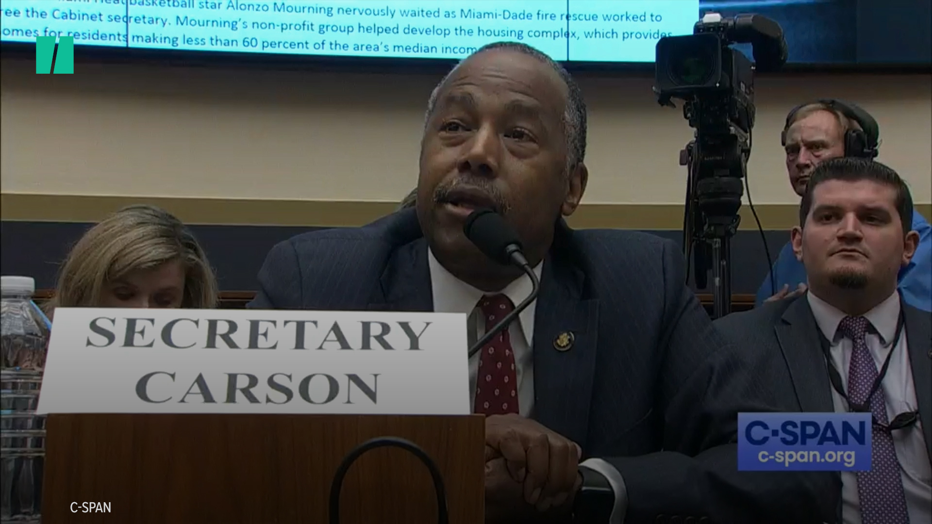 HUD Chief Ben Carson Needs Congress To Explain Basic Housing Terms