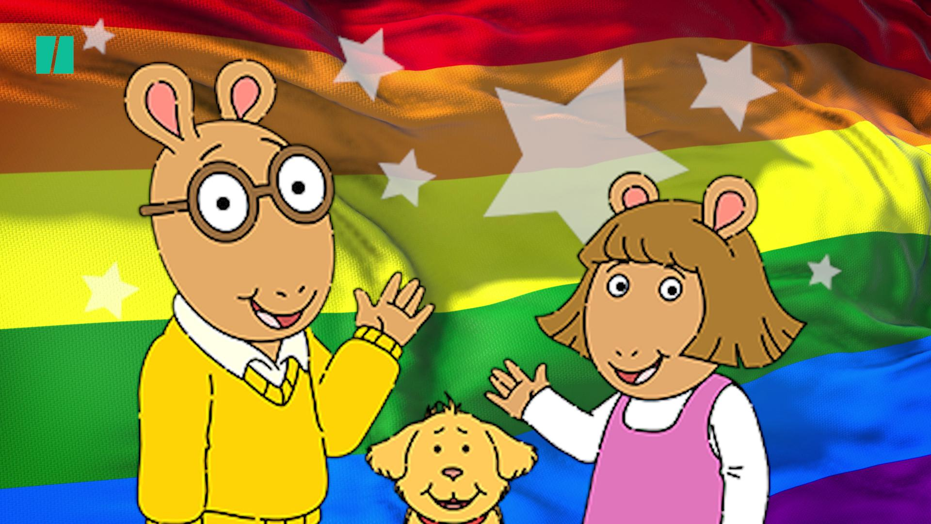Alabama Church To Show 'Arthur' Episode With Same-Sex Wedding
