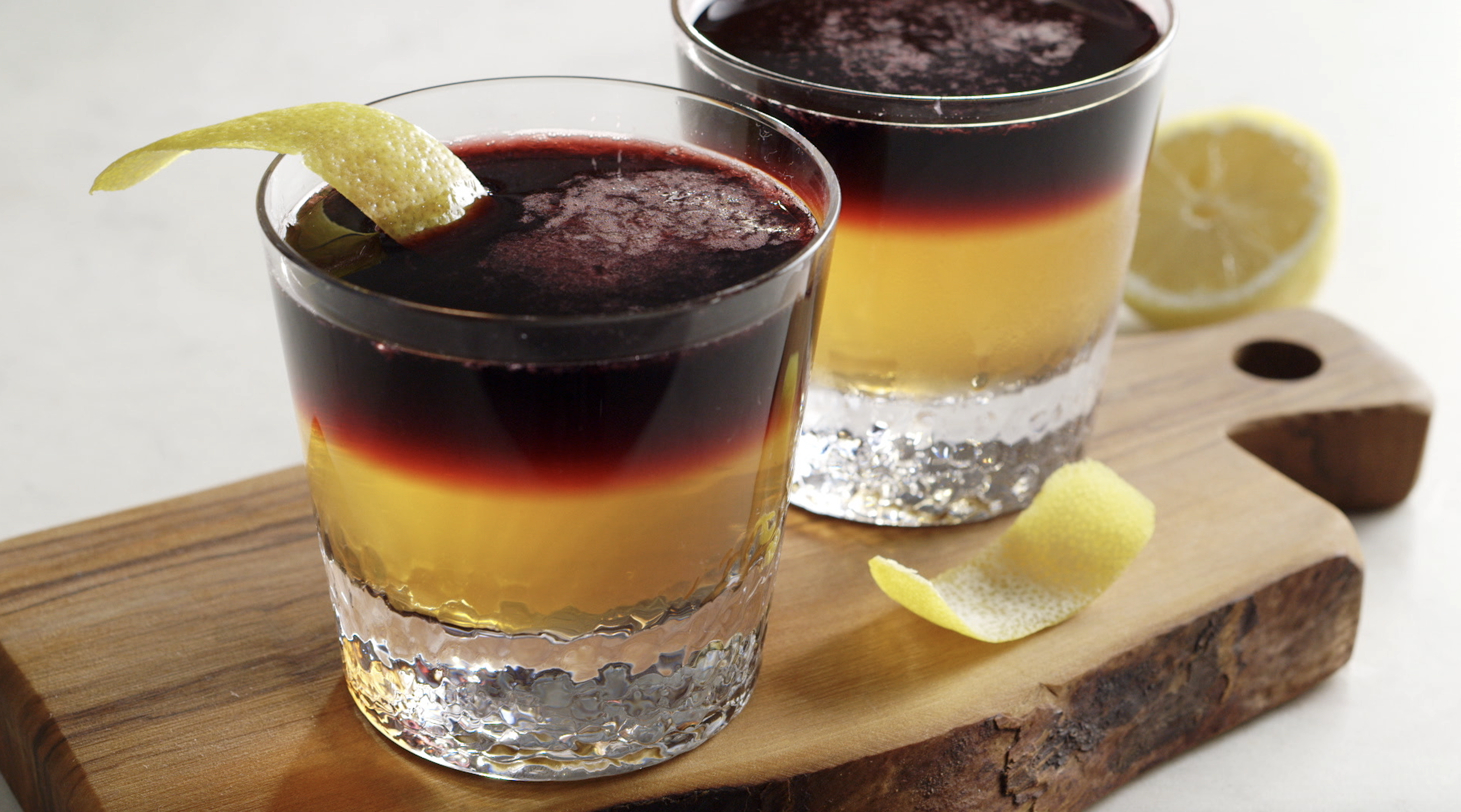Toast to your dad with a sweet and sour cocktail this Father's Day
