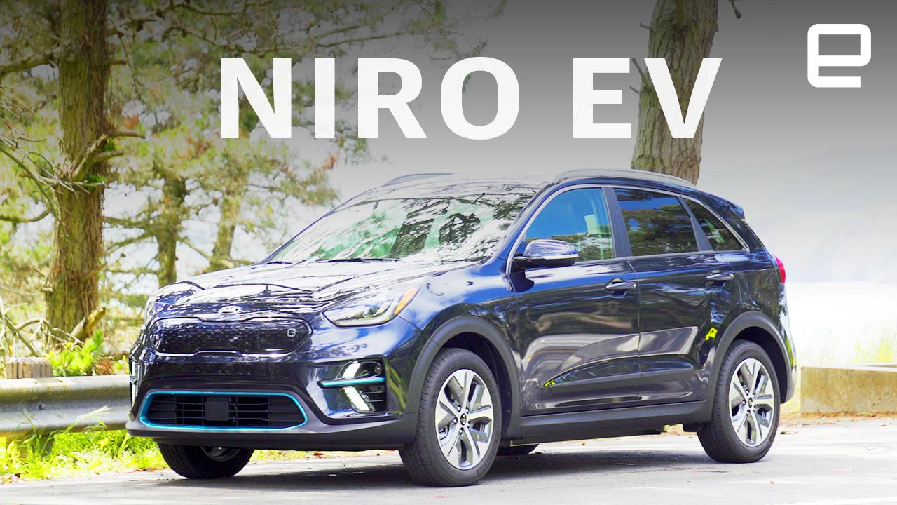 The Kia Niro EV is relentlessly sensible
