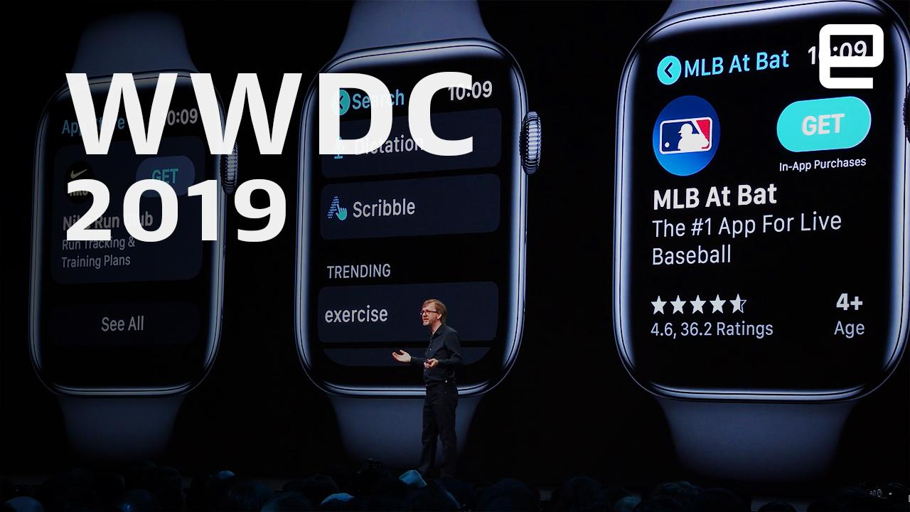 Watch Apple's WWDC 2019 keynote in under seven minutes