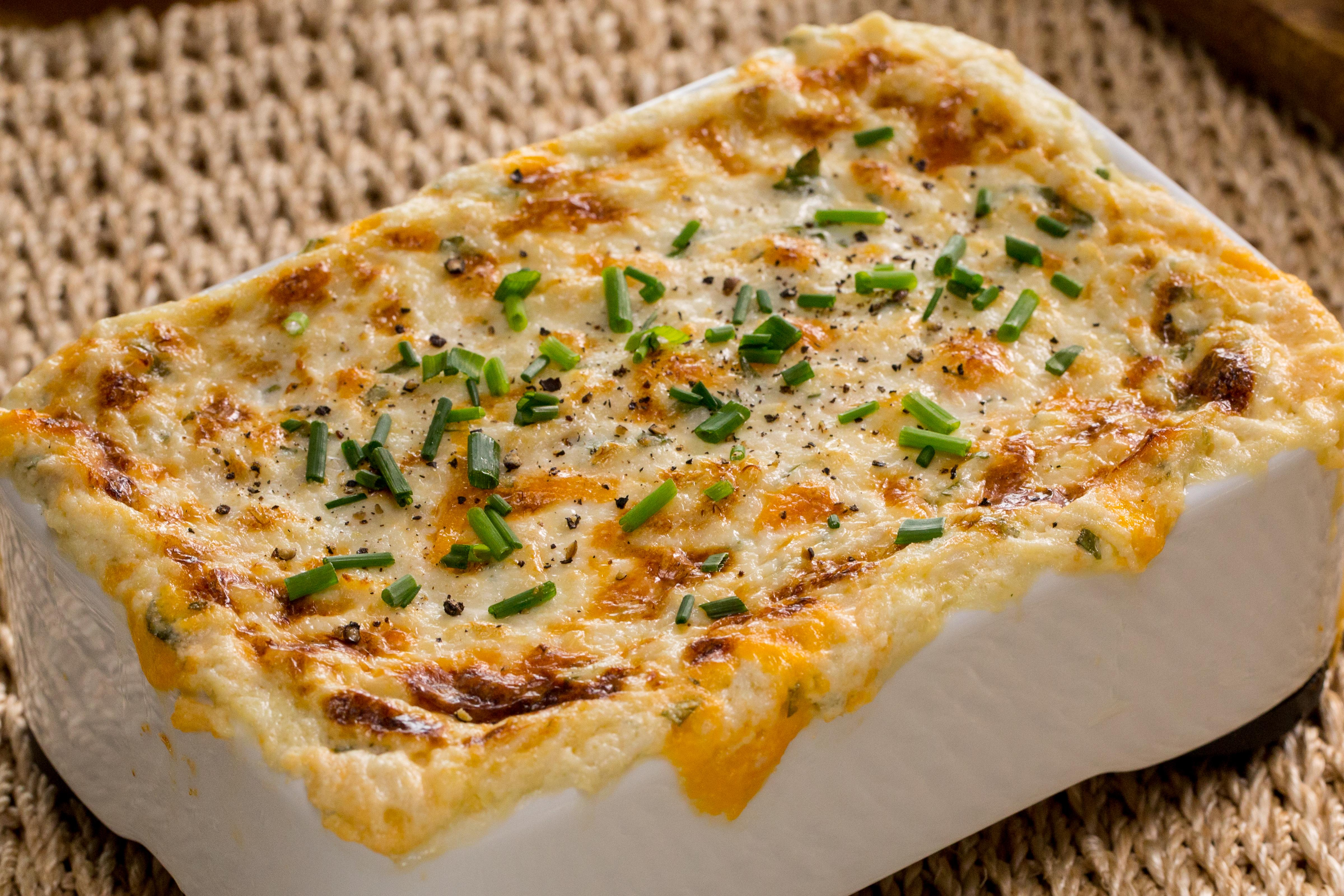Make this cheesy crab dip the star of your next party