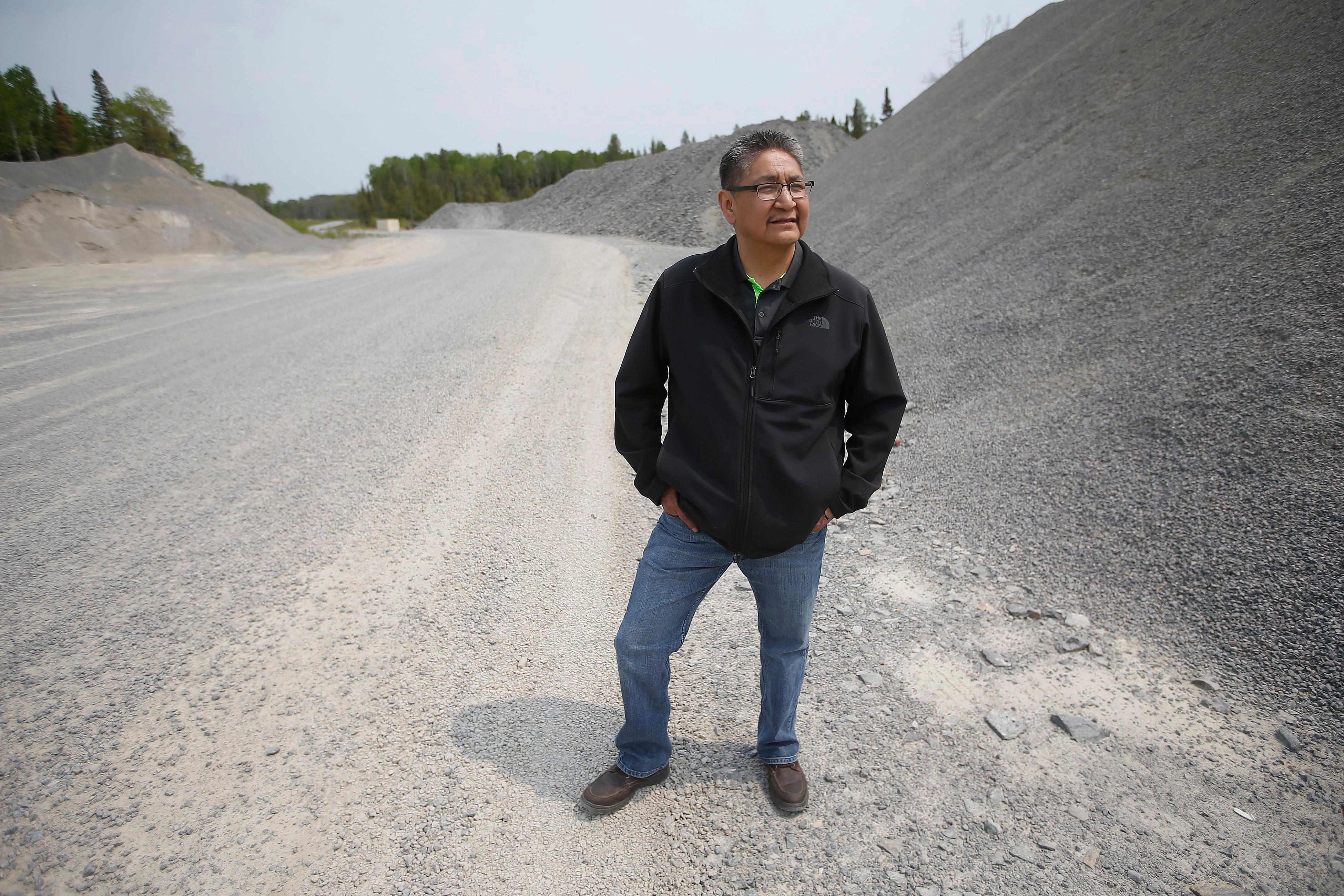 Shoal Lake 40 First Nation Finally Gets Its 'Freedom Road'