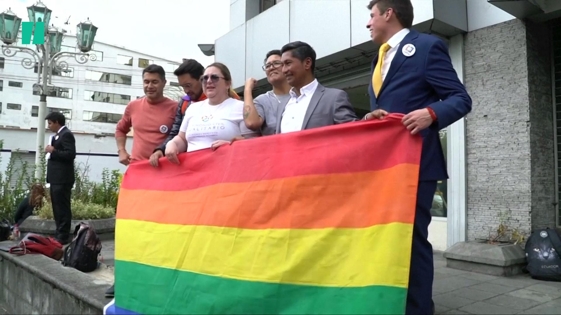 Ecuador Legalizes Same-Sex Marriage In Landmark Week For LGBTQ Rights