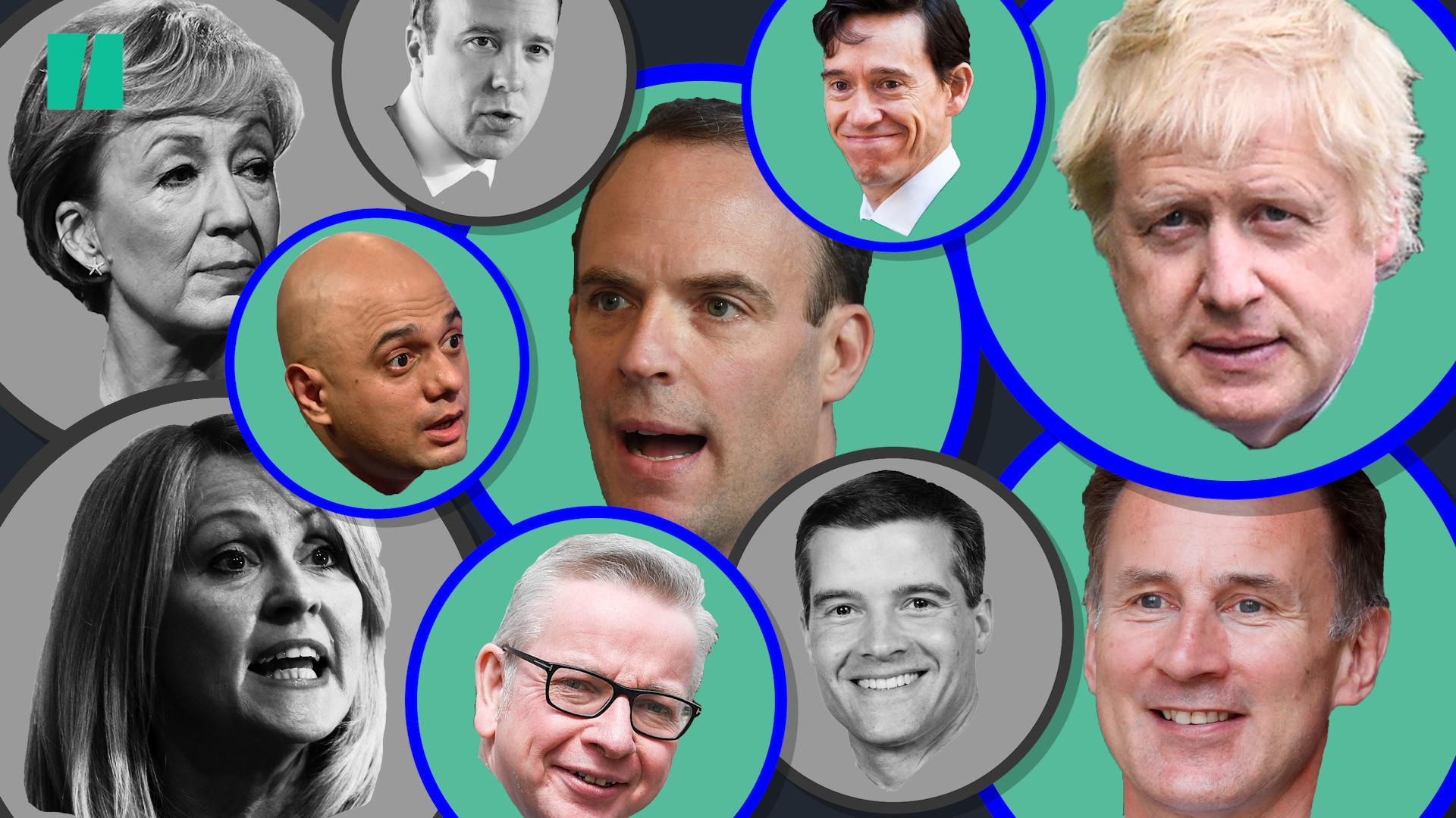 Ahead of Tonight's Tory Leadership Vote: Who Are The Candidates And What Do They Stand For?