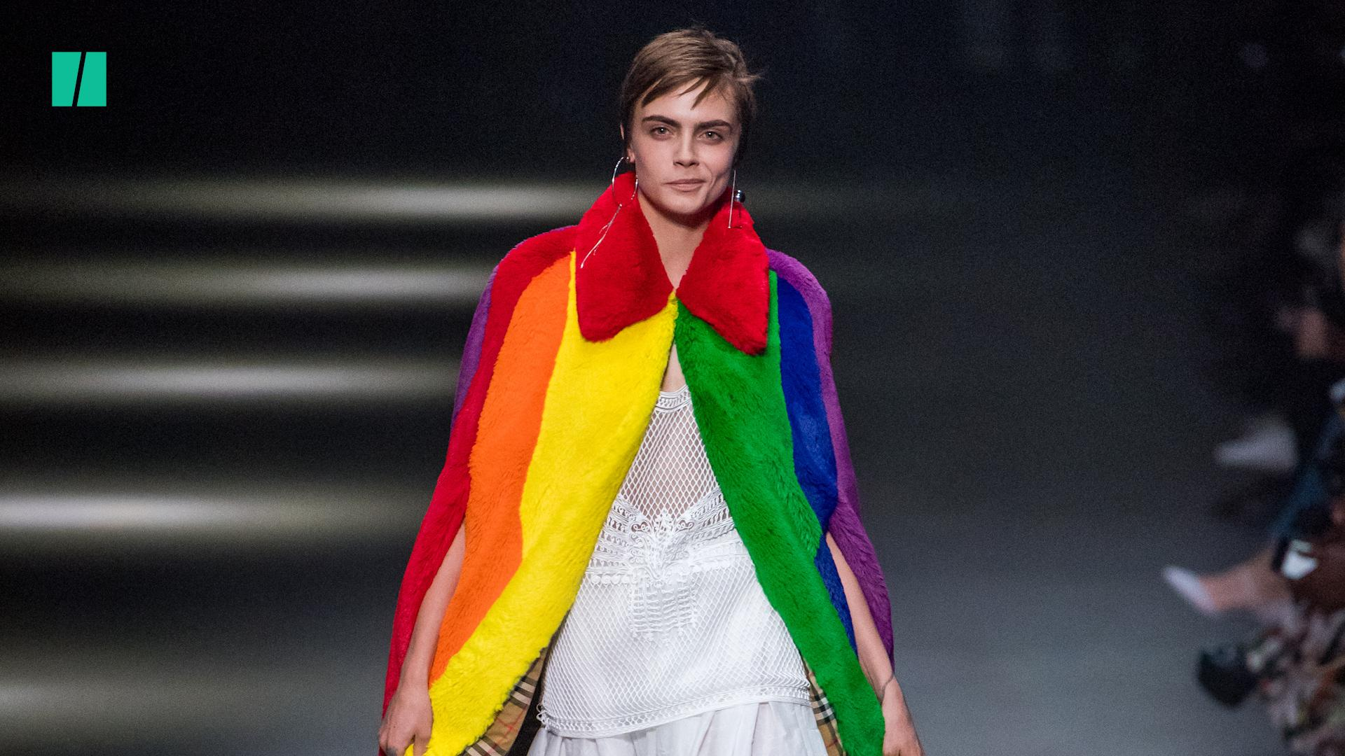 Iconic LGBTQ Moments From Some Of Fashion's Biggest Runways