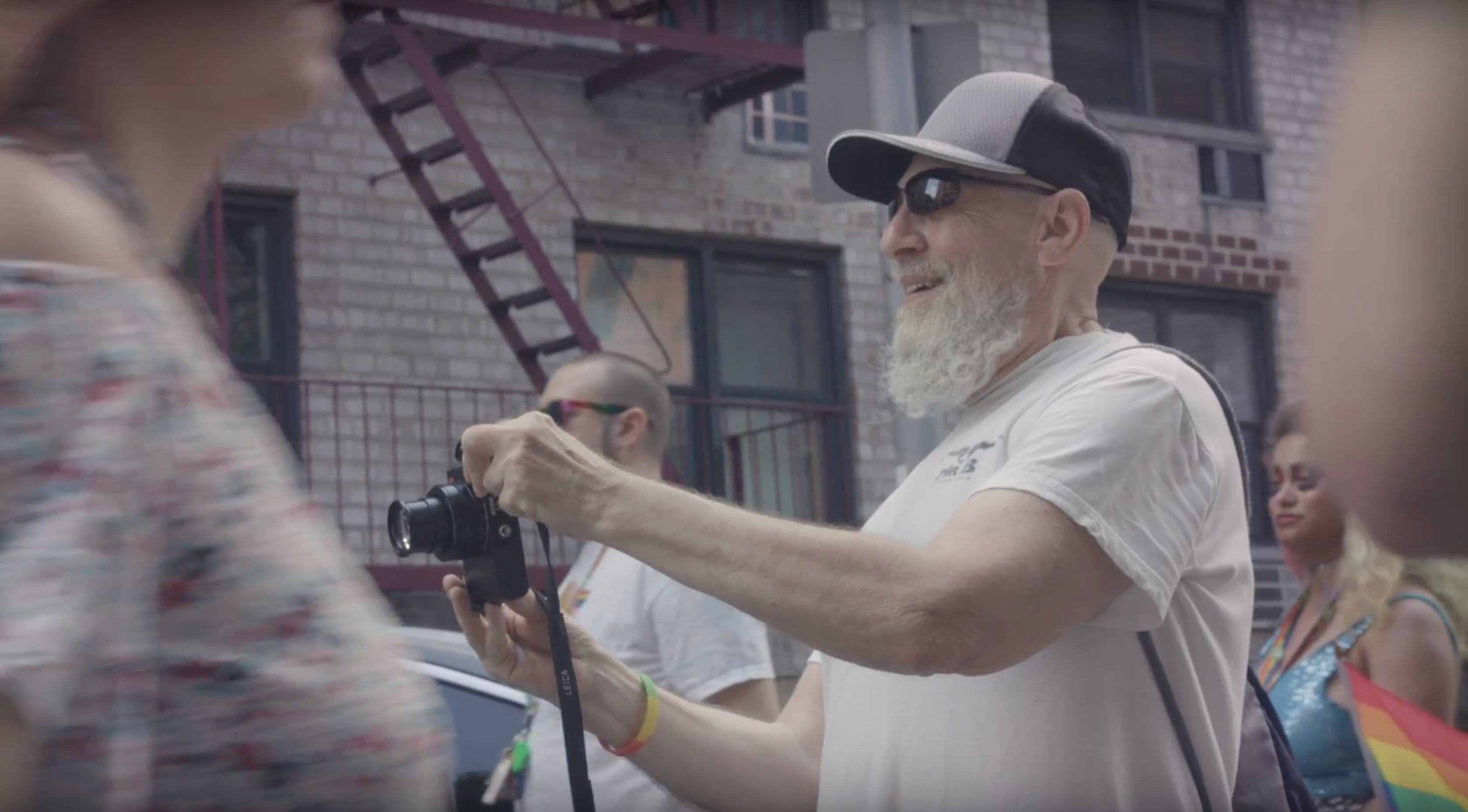 How One Man's 'Innocent Photo Snapping' Became A Massive Archive Of New York Gay Life