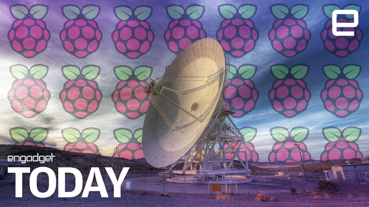 A rogue Raspberry Pi helped hackers access NASA JPL systems